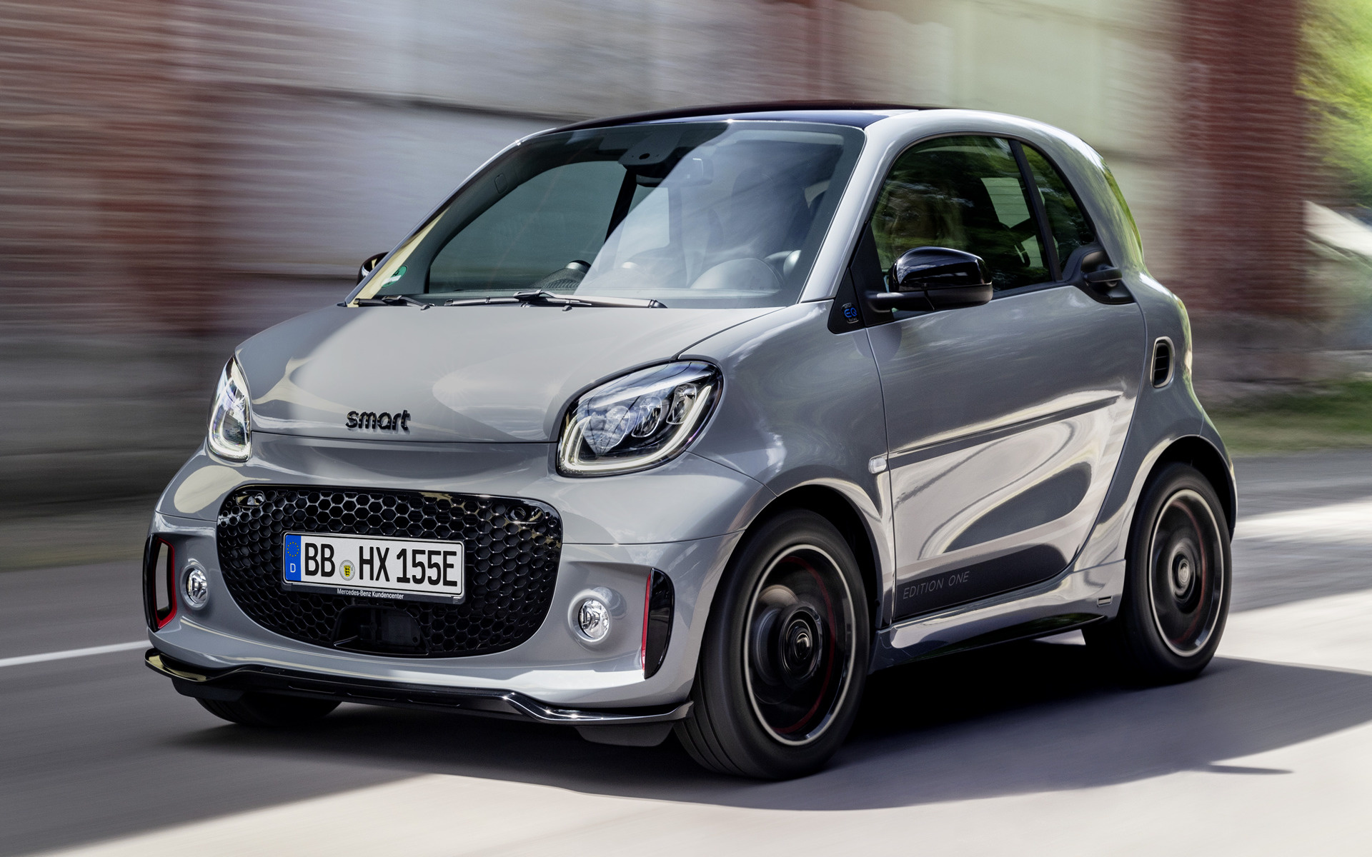 2020 Smart EQ Fortwo Edition One - Wallpapers and HD ...