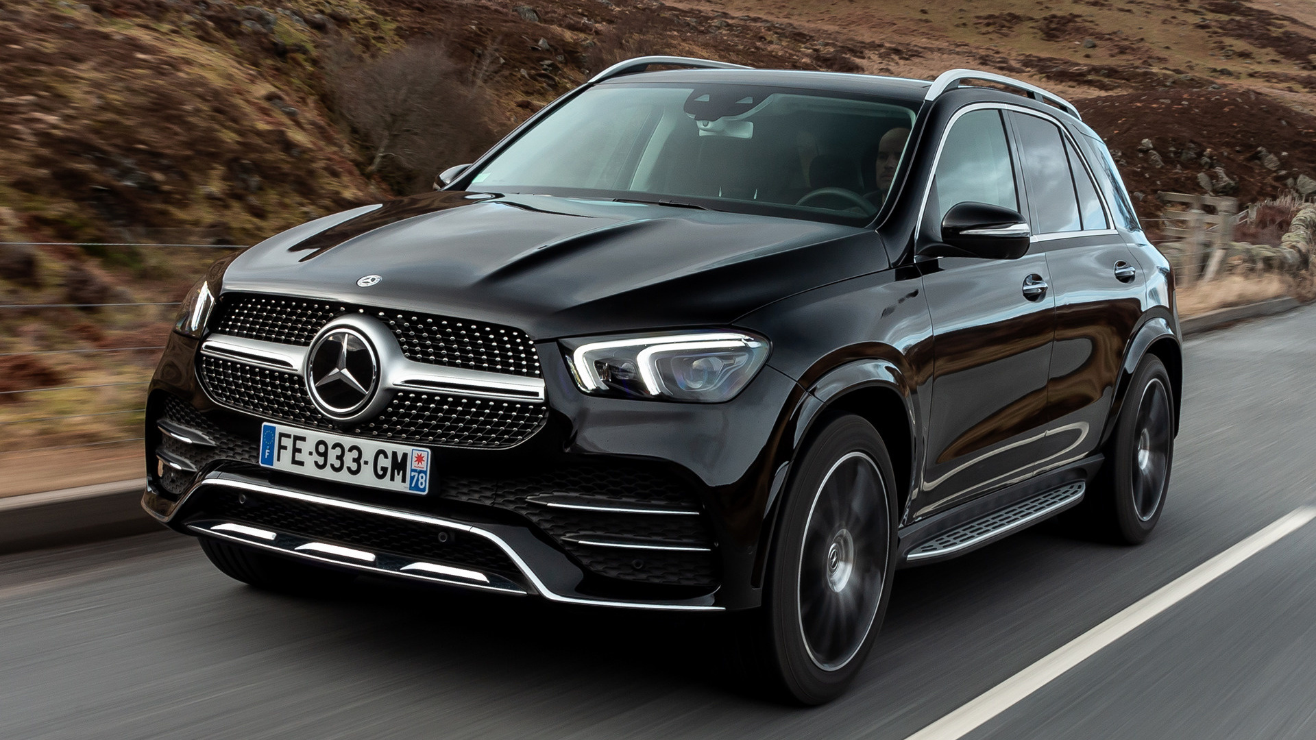 2019 Mercedes Benz Gle Class Amg Line Wallpapers And Hd Images