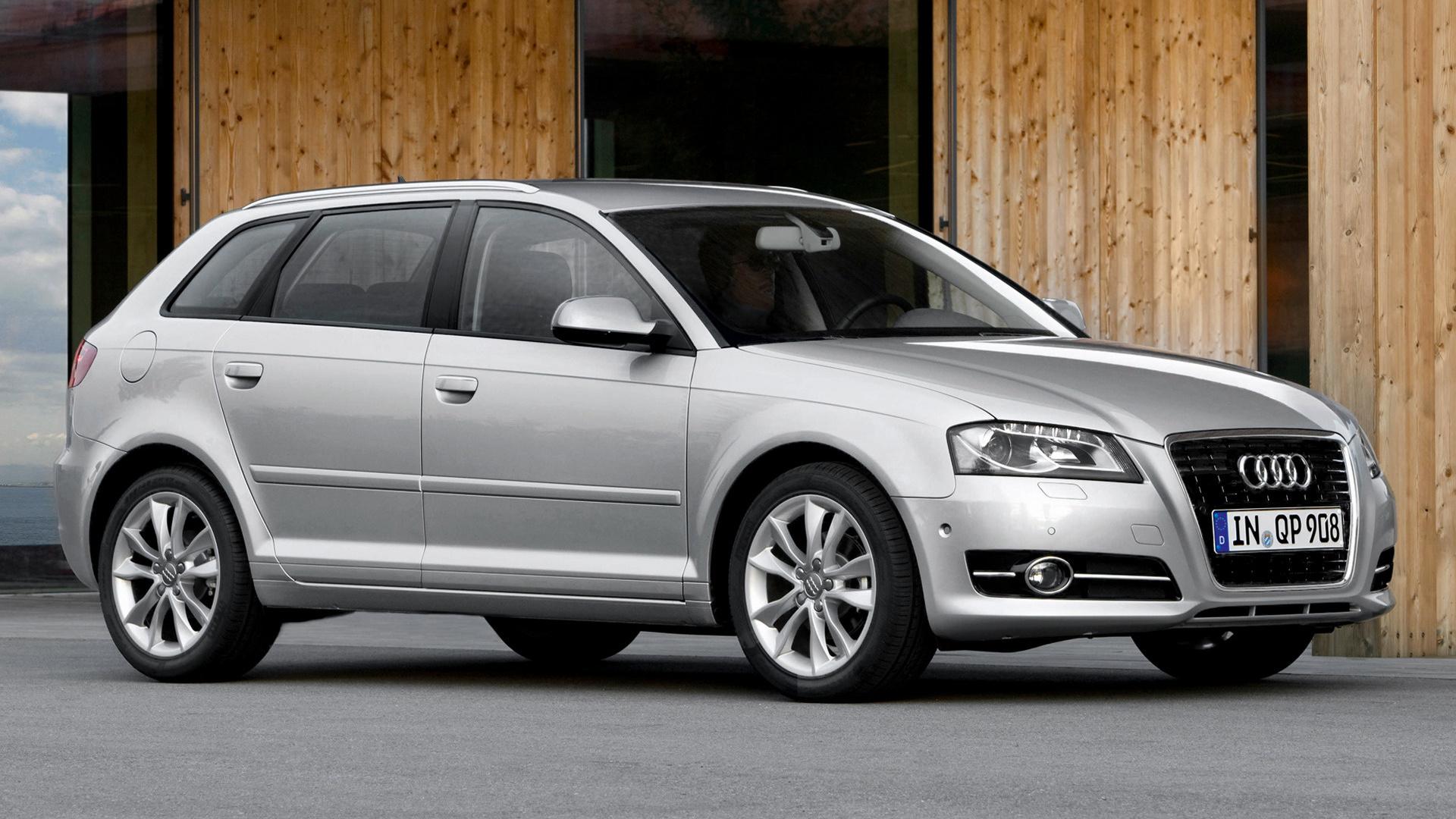 Kelebihan Audi A3 Sportback 2008 Review
