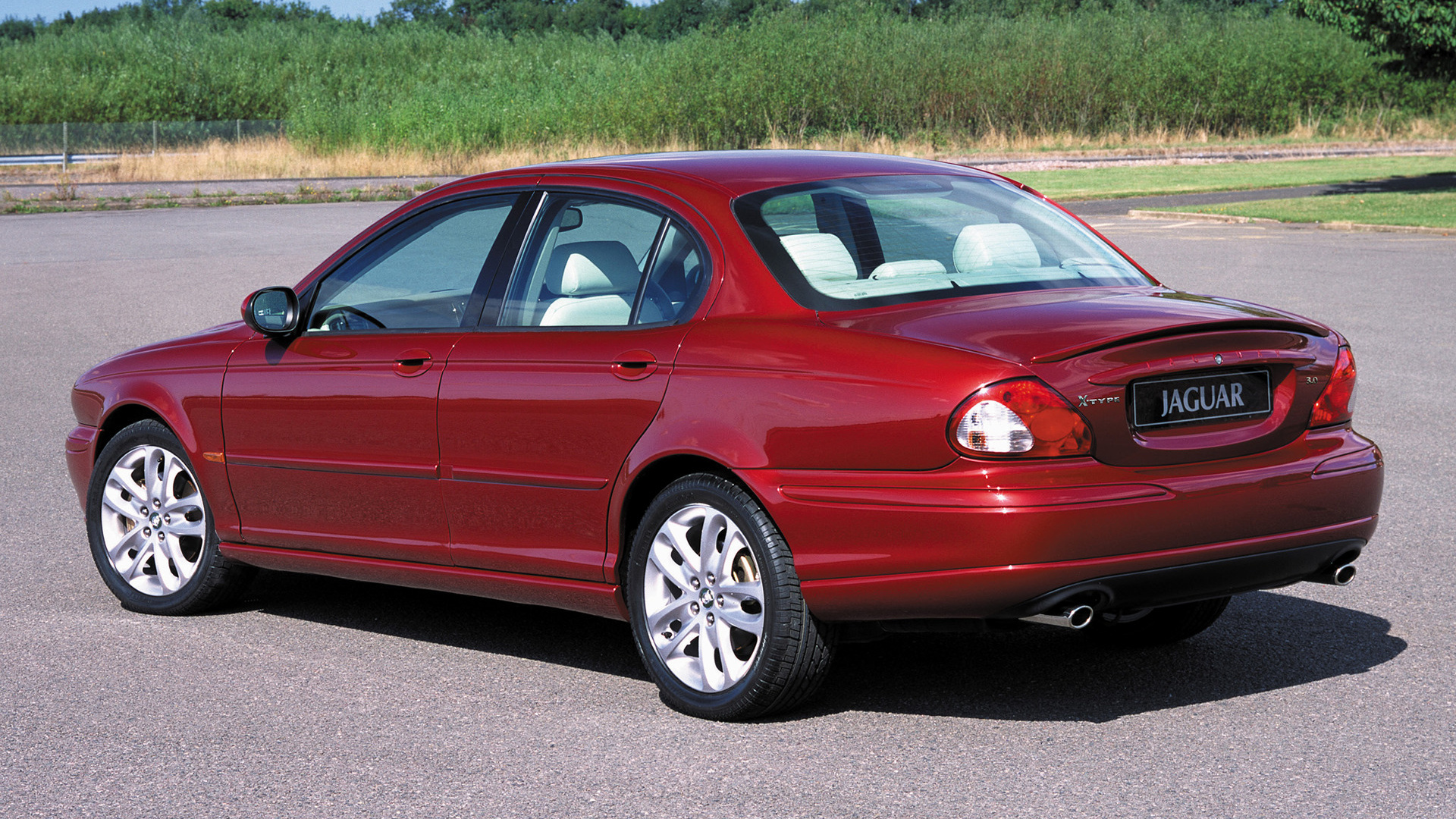 Jaguar X-type  2002  Uk Wallpapers And Hd Images