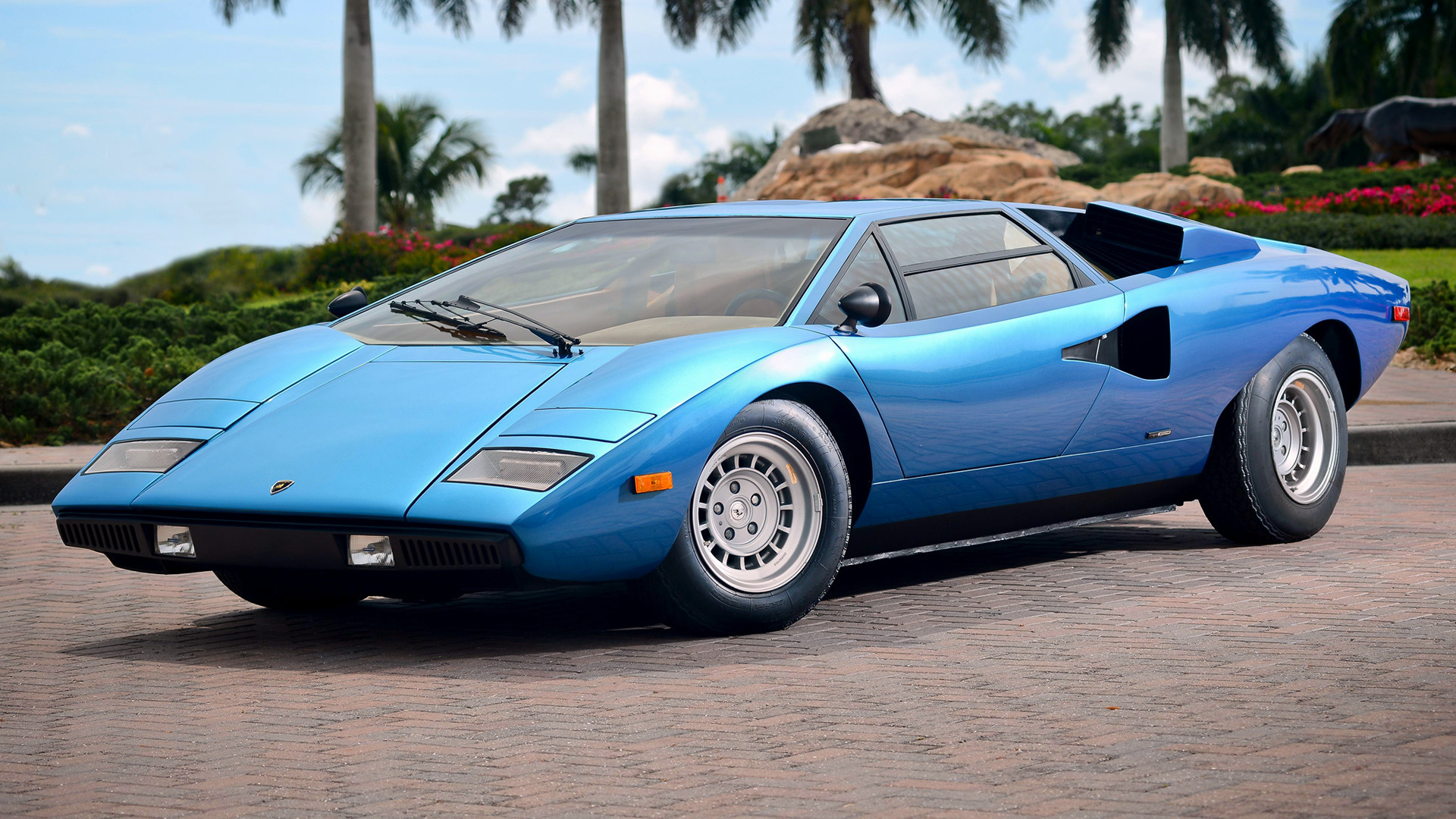1974 Lamborghini Countach Us Wallpapers And Hd Images