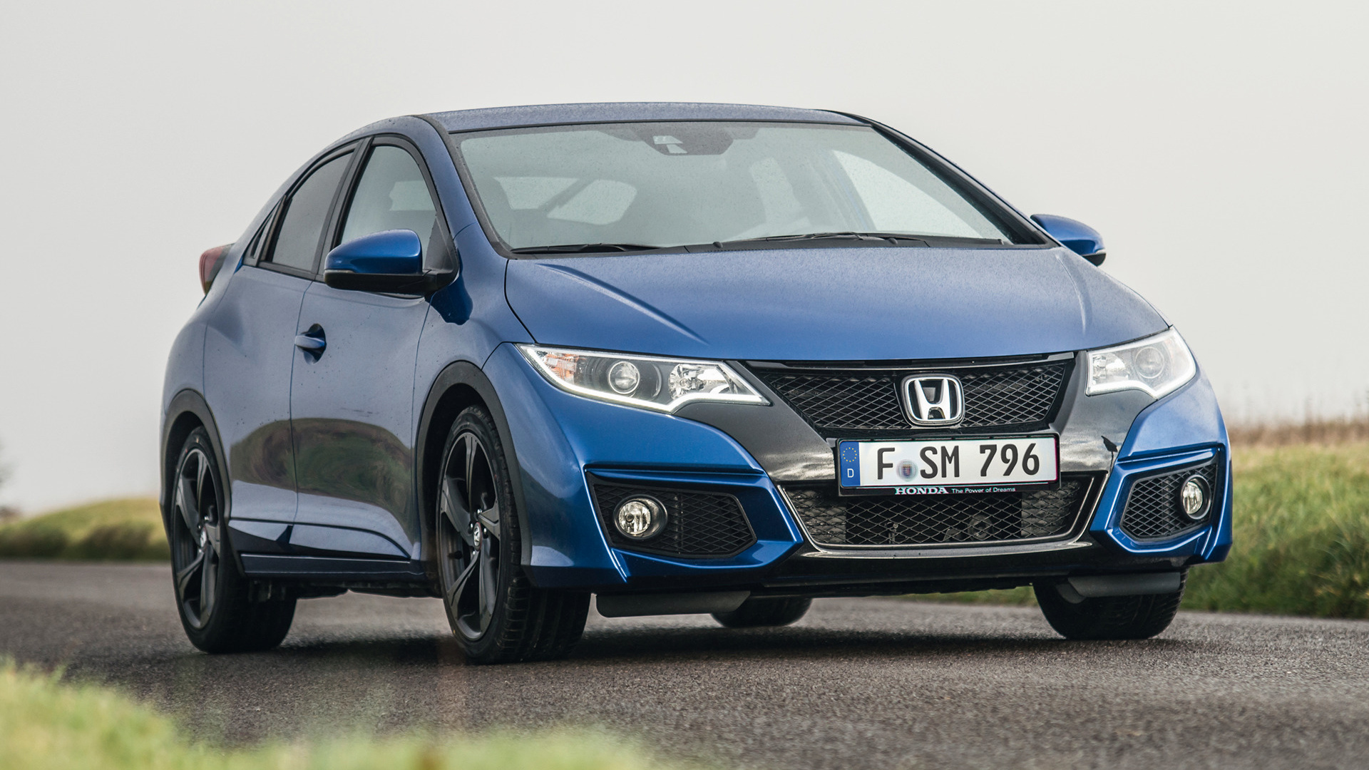 Honda Civic Sport Wallpaper Iphone: Honda Civic Sport (2015) Wallpapers And HD Images