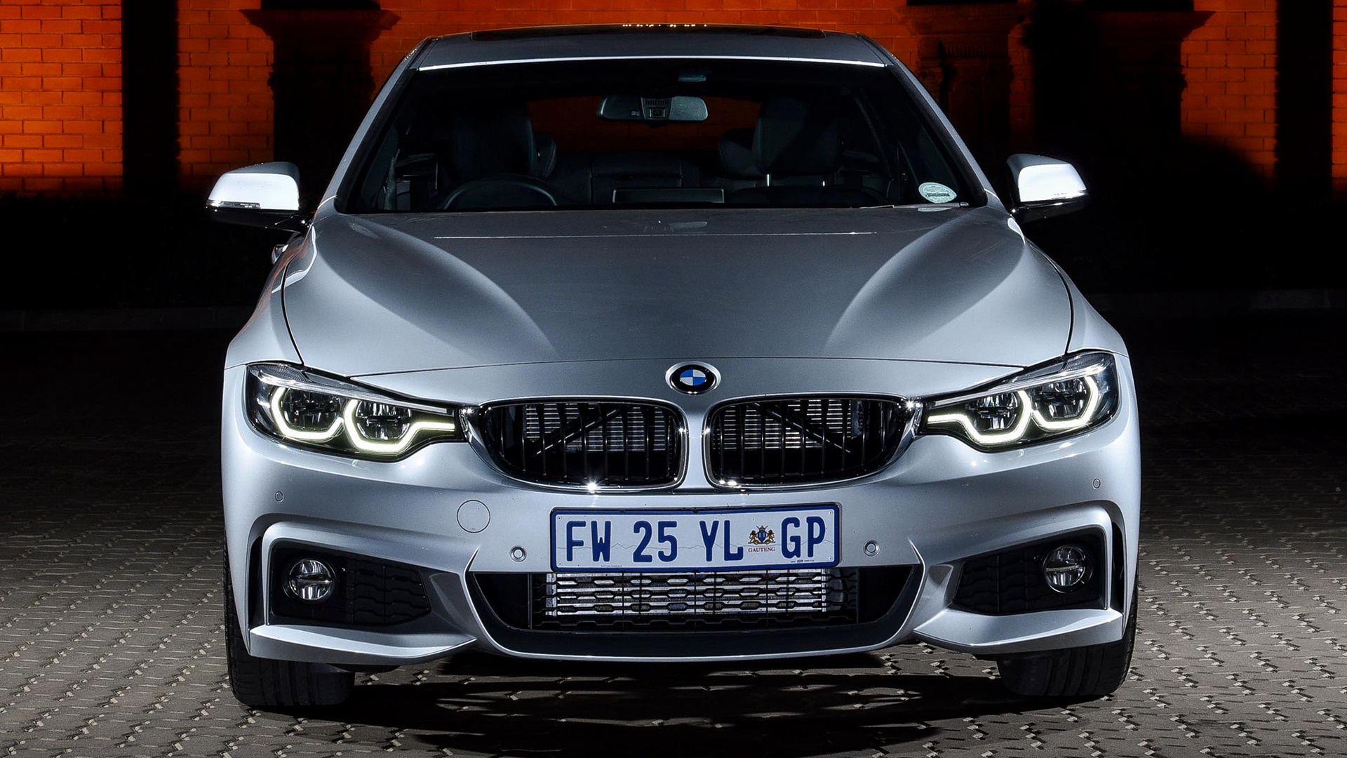 2017 bmw 4 series gran coupe m sport za wallpapers and. Black Bedroom Furniture Sets. Home Design Ideas