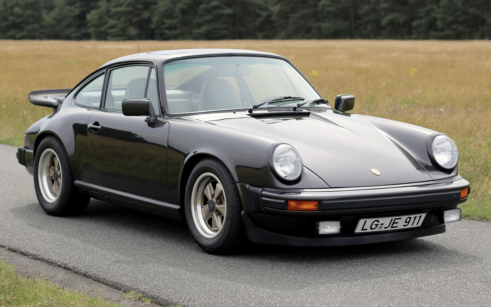 1980 Porsche 911 SC Weissach Edition - Wallpapers and HD ...