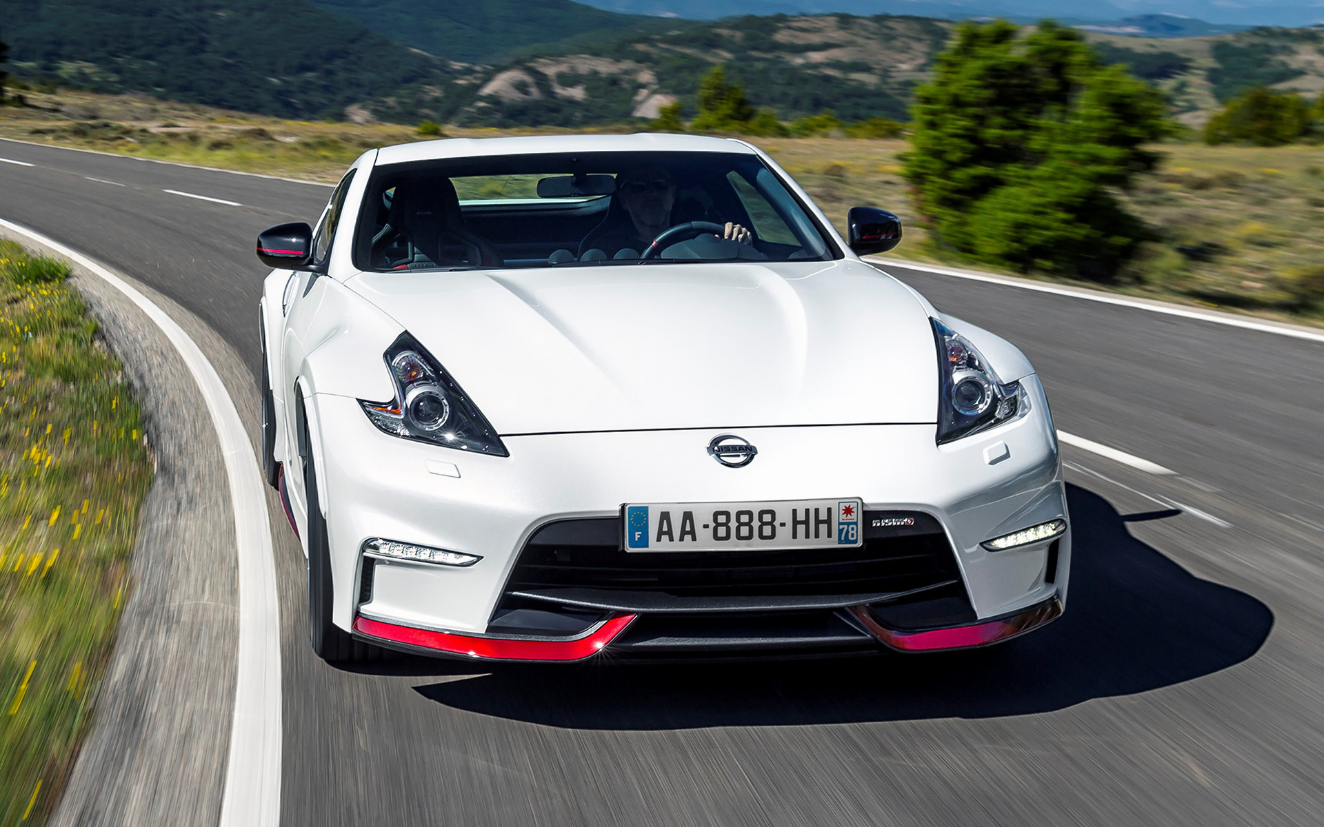 2014 Nissan 370Z Nismo - Wallpapers and HD Images | Car Pixel