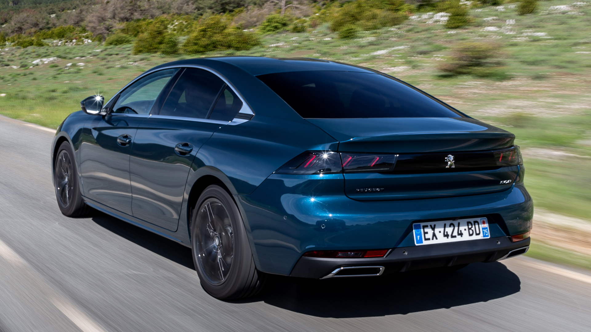 2018 Peugeot 508 - Wallpapers and HD Images | Car Pixel