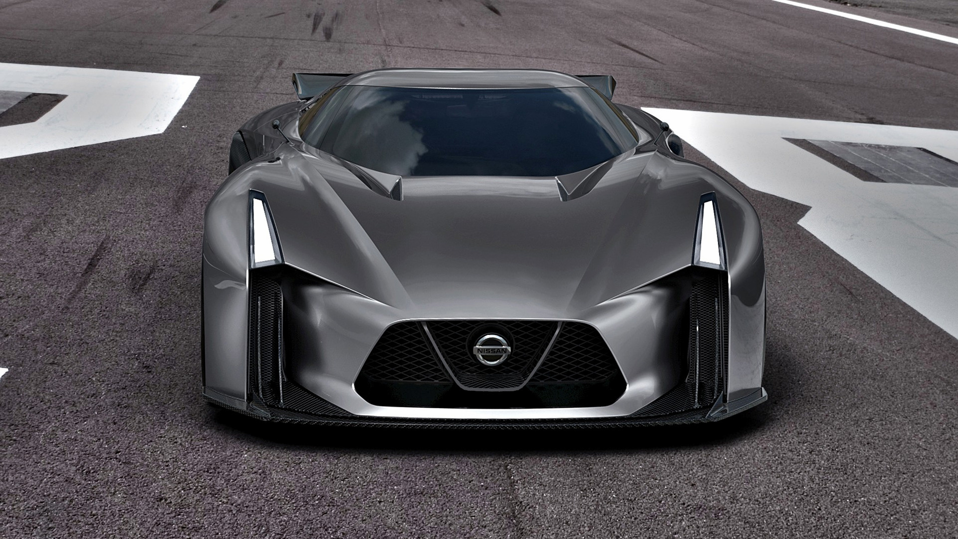 2014 Nissan Concept 2020 Vision Gran Turismo - Wallpapers ...