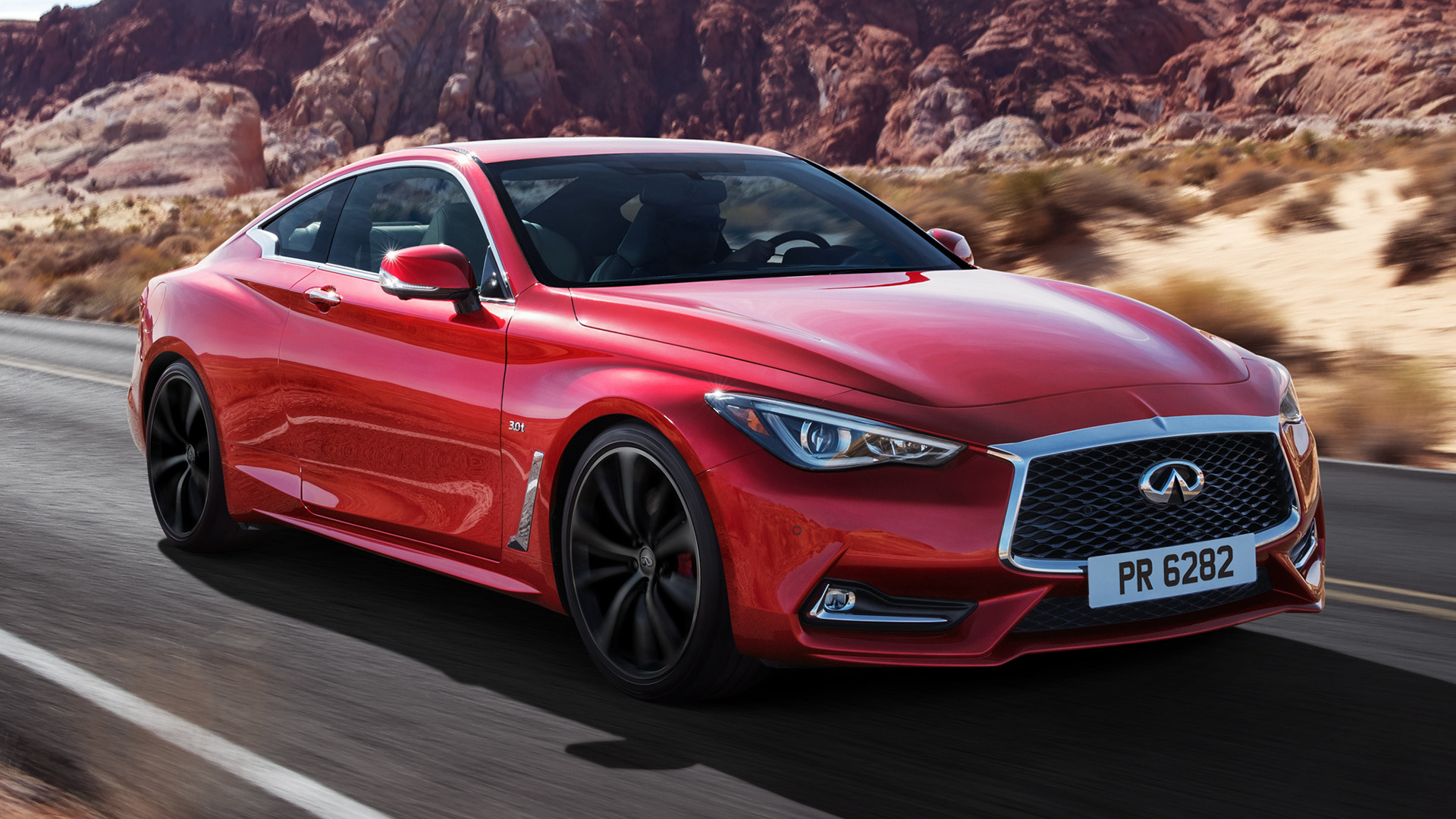 Infiniti Q60 Sport 2016 Wallpapers And HD Images