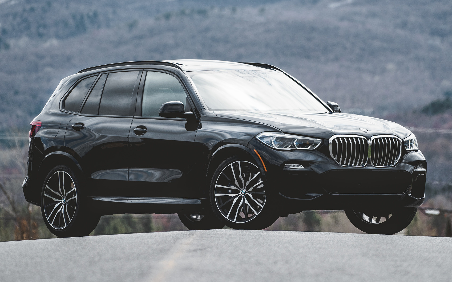 2019 BMW X5 M Sport (US) - Wallpapers and HD Images   Car ...