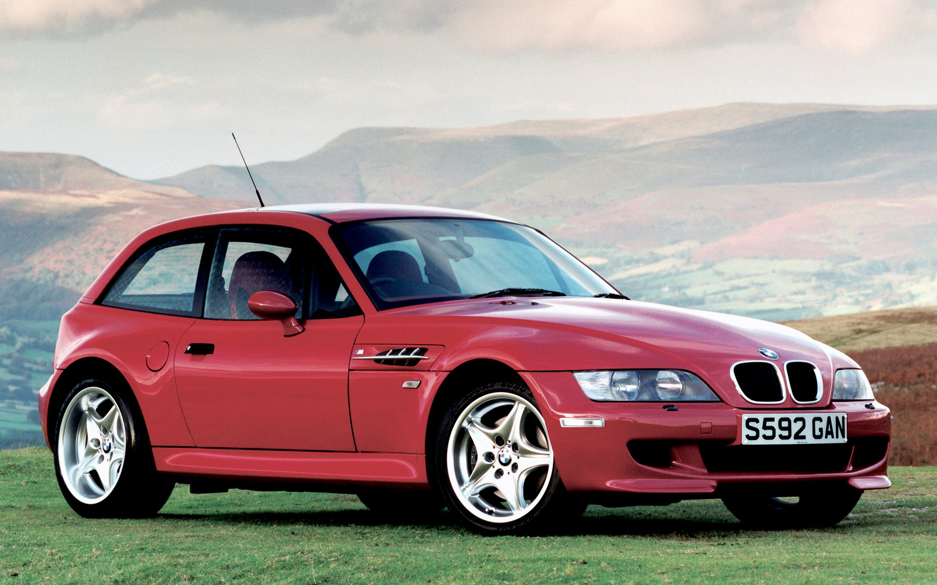 1998 Bmw Z3 M Coupe Uk Wallpapers And Hd Images Car