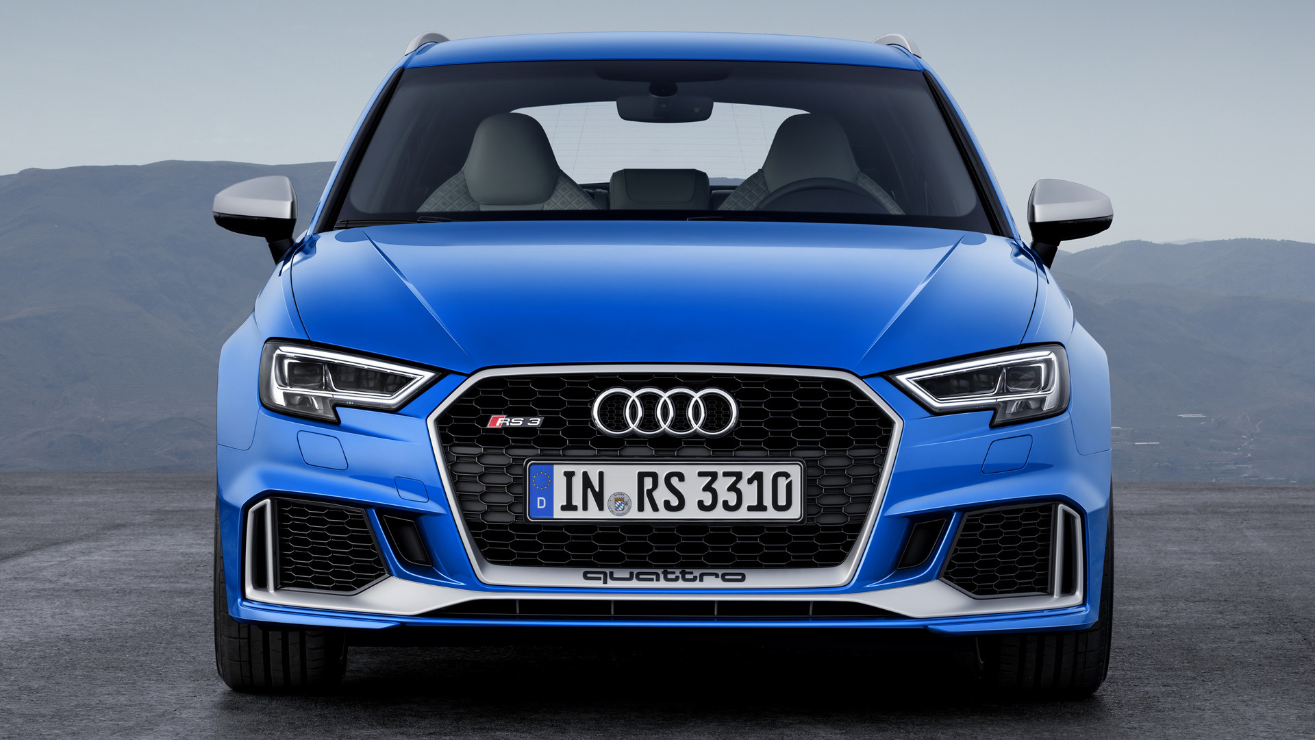 2017 Audi Rs 3 Sportback Wallpapers And Hd Images Car Pixel