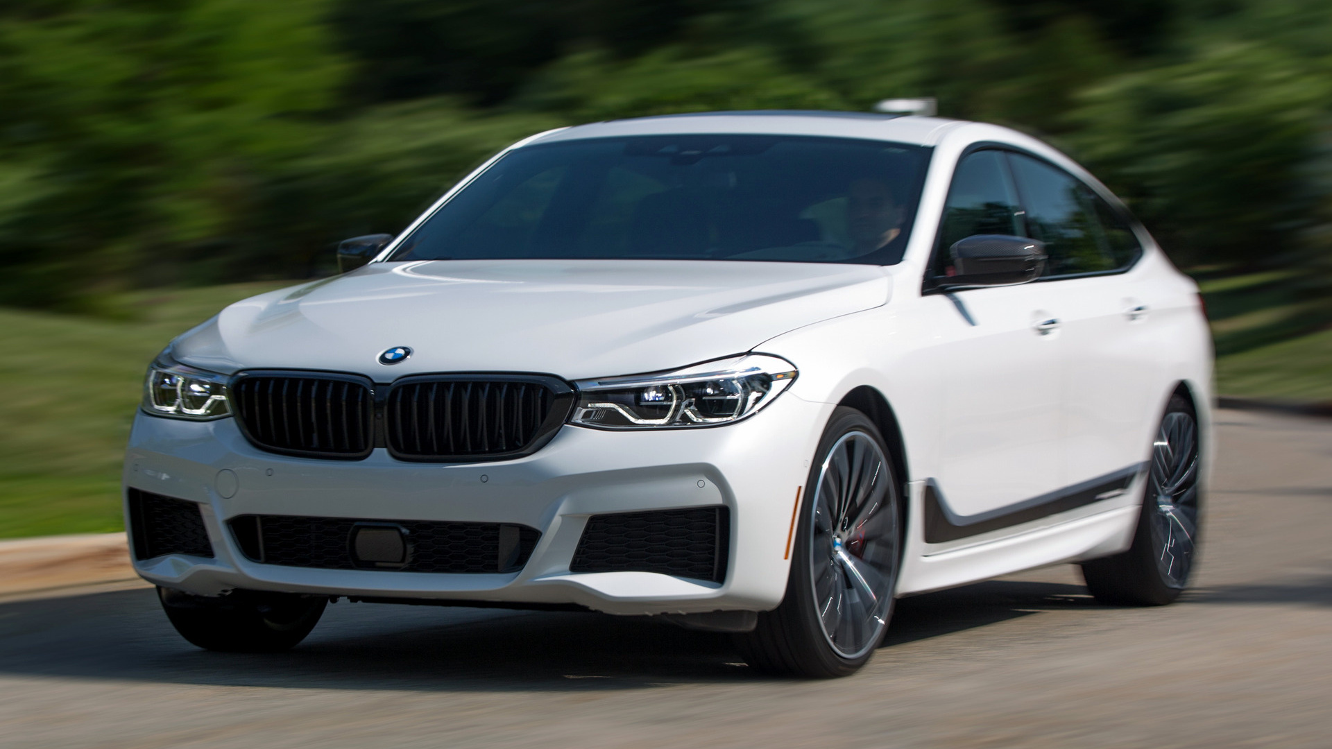 2018 bmw 6 series gran turismo with m performance parts us wallpapers and hd images car pixel