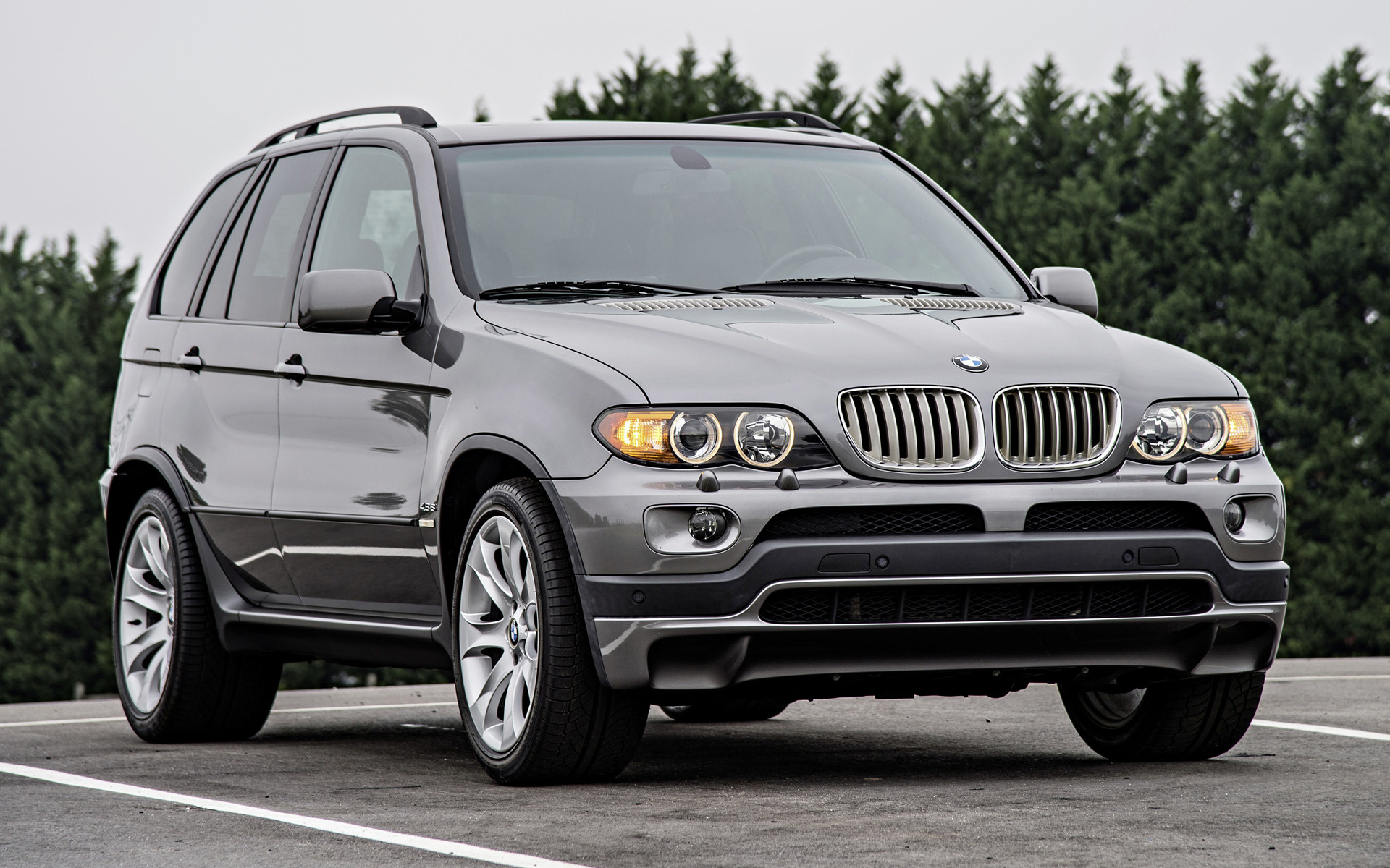 bmw x5 sport 2004 us wallpapers and hd images car pixel. Black Bedroom Furniture Sets. Home Design Ideas