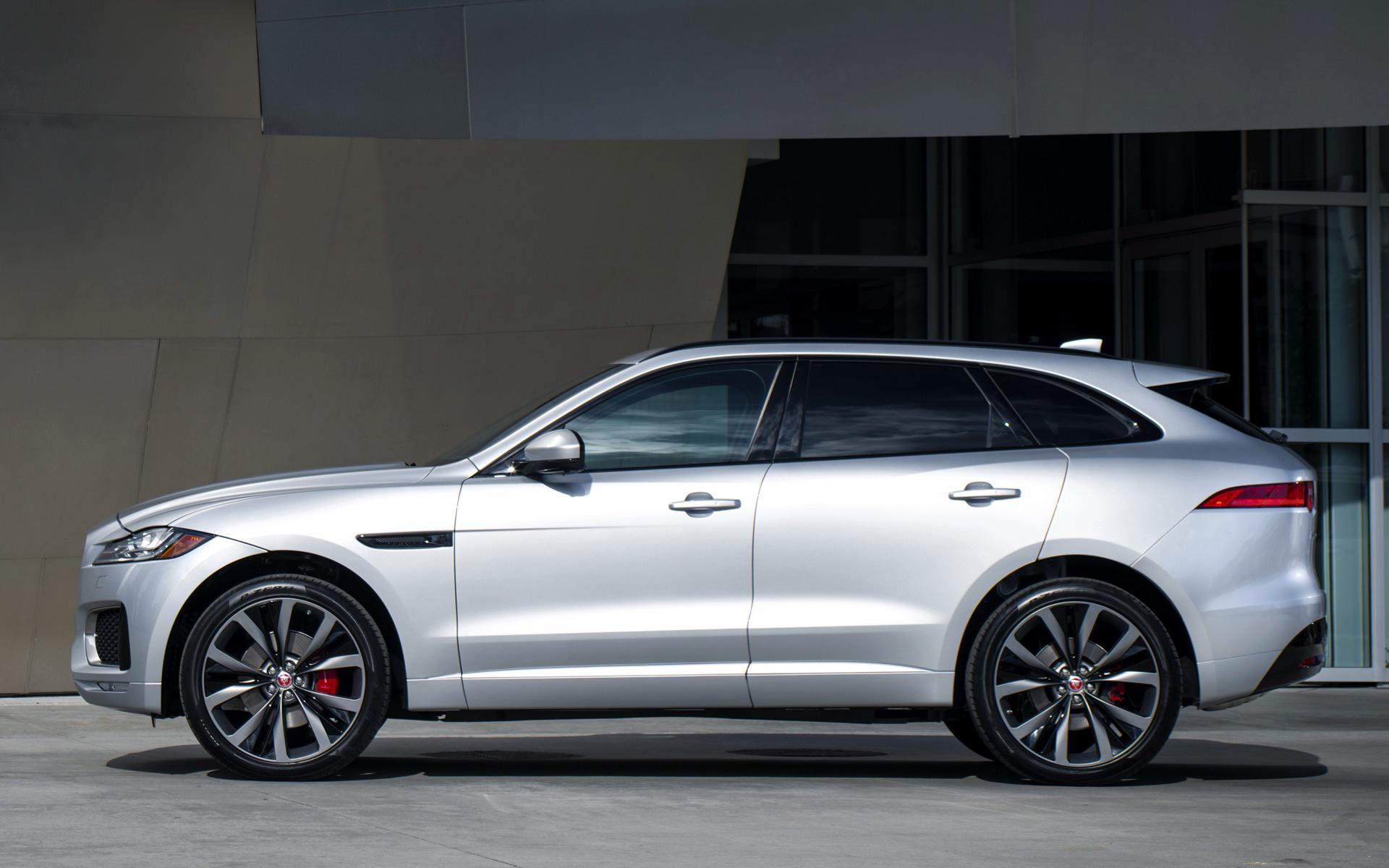Jaguar F Pace White Interior >> Jaguar F-Pace S (2017) US Wallpapers and HD Images - Car Pixel