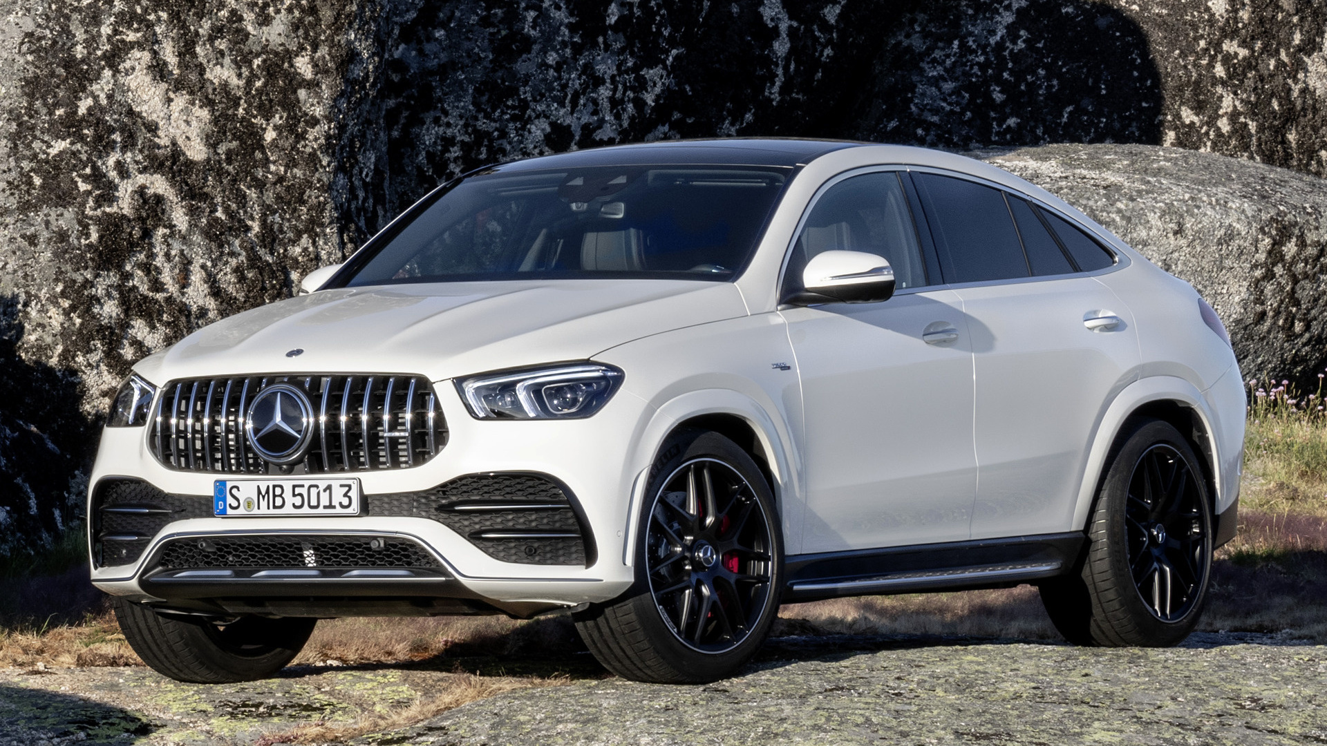 2019 mercedes-amg gle 53 coupe