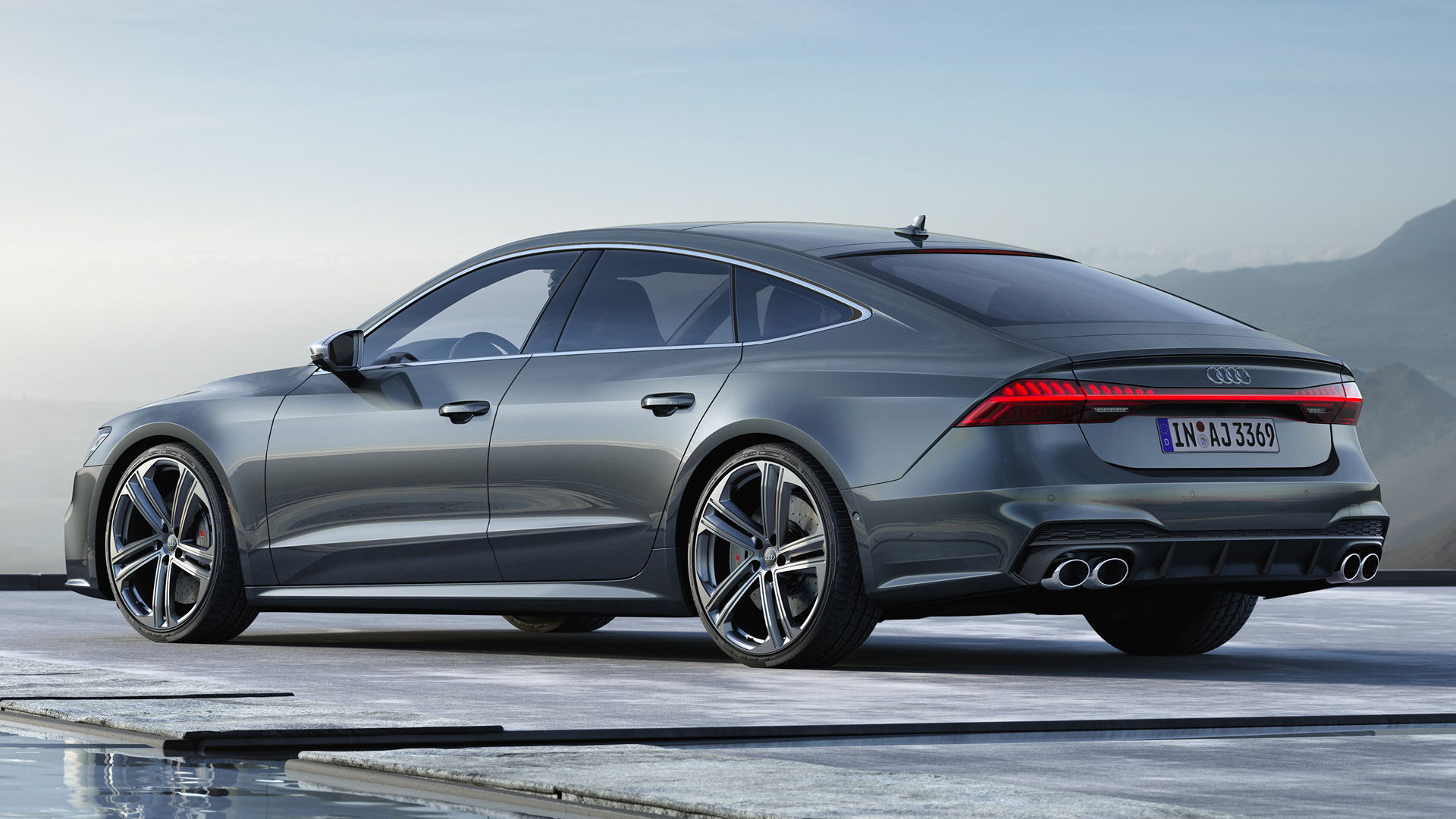 2019 Audi S7 Sportback - Wallpapers and HD Images | Car Pixel