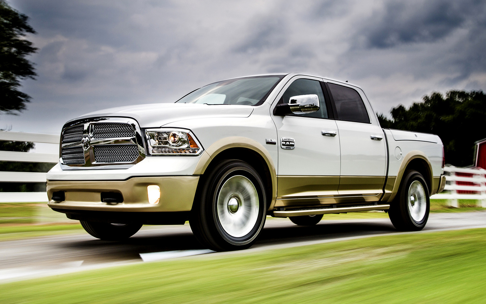 2013 Ram 1500 Laramie Longhorn Crew Cab Wallpapers And