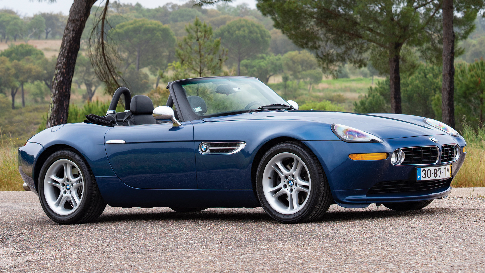 2000 Bmw Z8 Wallpapers And Hd Images Car Pixel