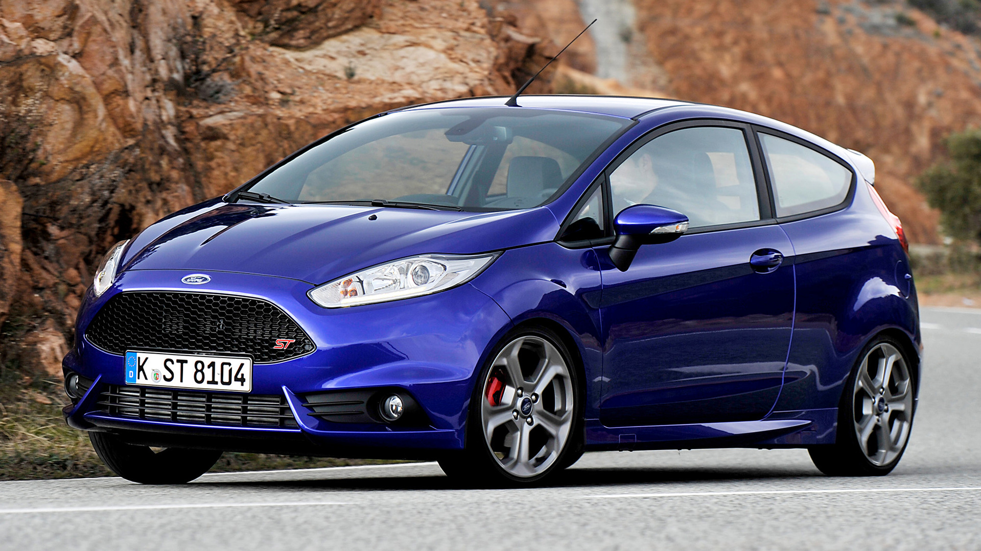 Ford Fiesta St Door Wallpaper Hd