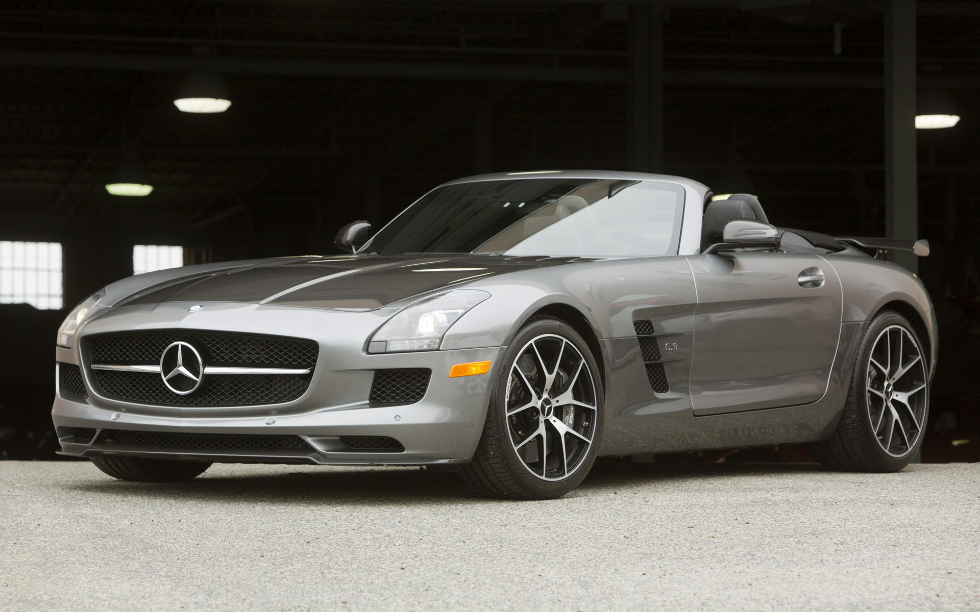 Mercedes Benz Sls Amg Gt Roadster Final Edition 2014 Us