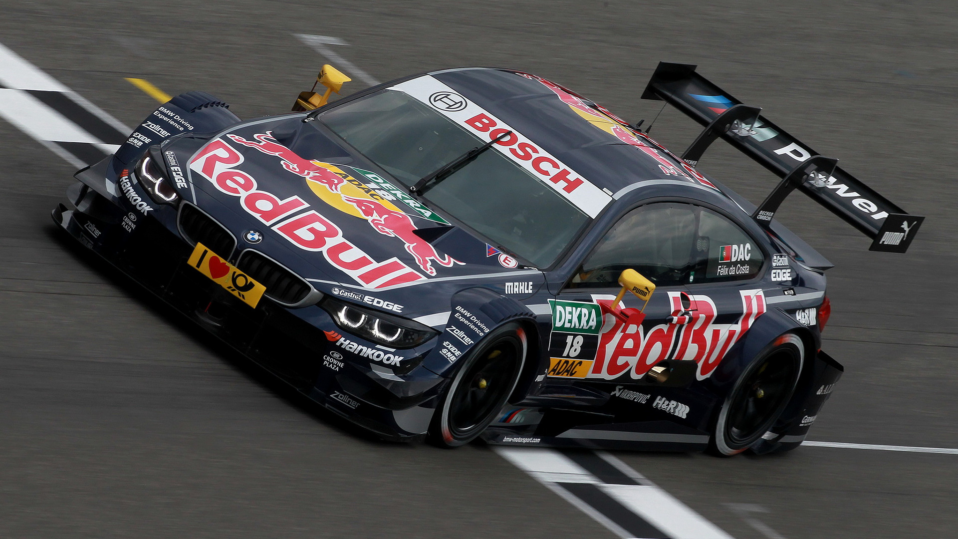 2015 Bmw 3 Series >> 2014 BMW M4 DTM - Wallpapers and HD Images | Car Pixel
