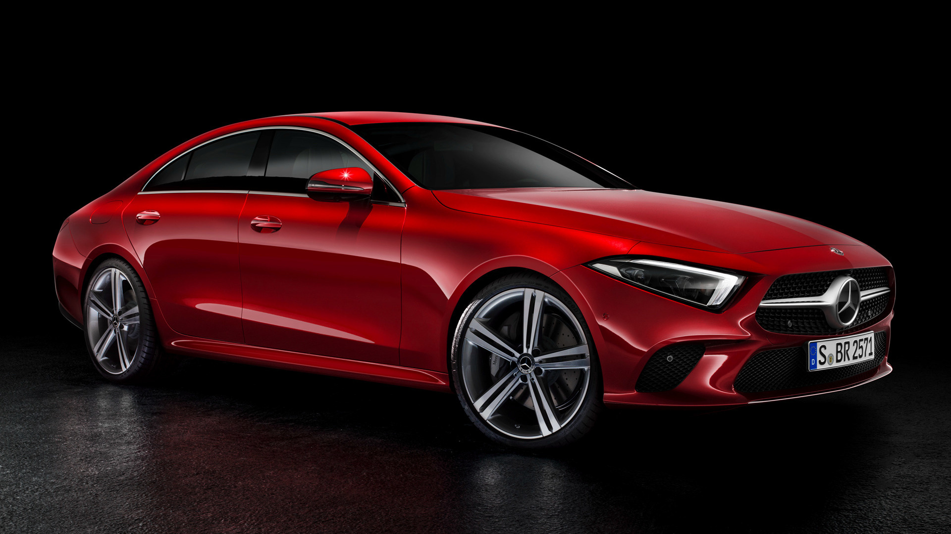 Mercedes Benz Cls Class 2018 Wallpapers And Hd Images