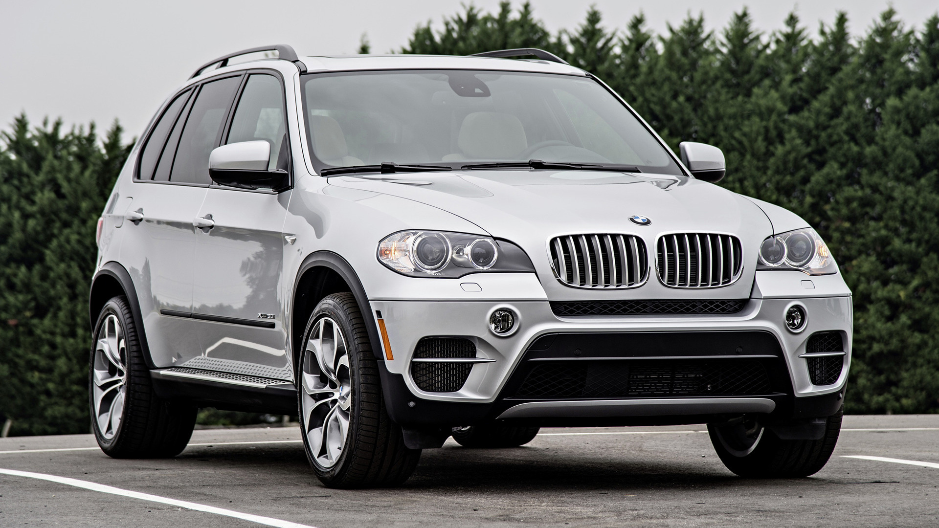 2011 BMW X5 (US) - Wallpapers and HD Images | Car Pixel