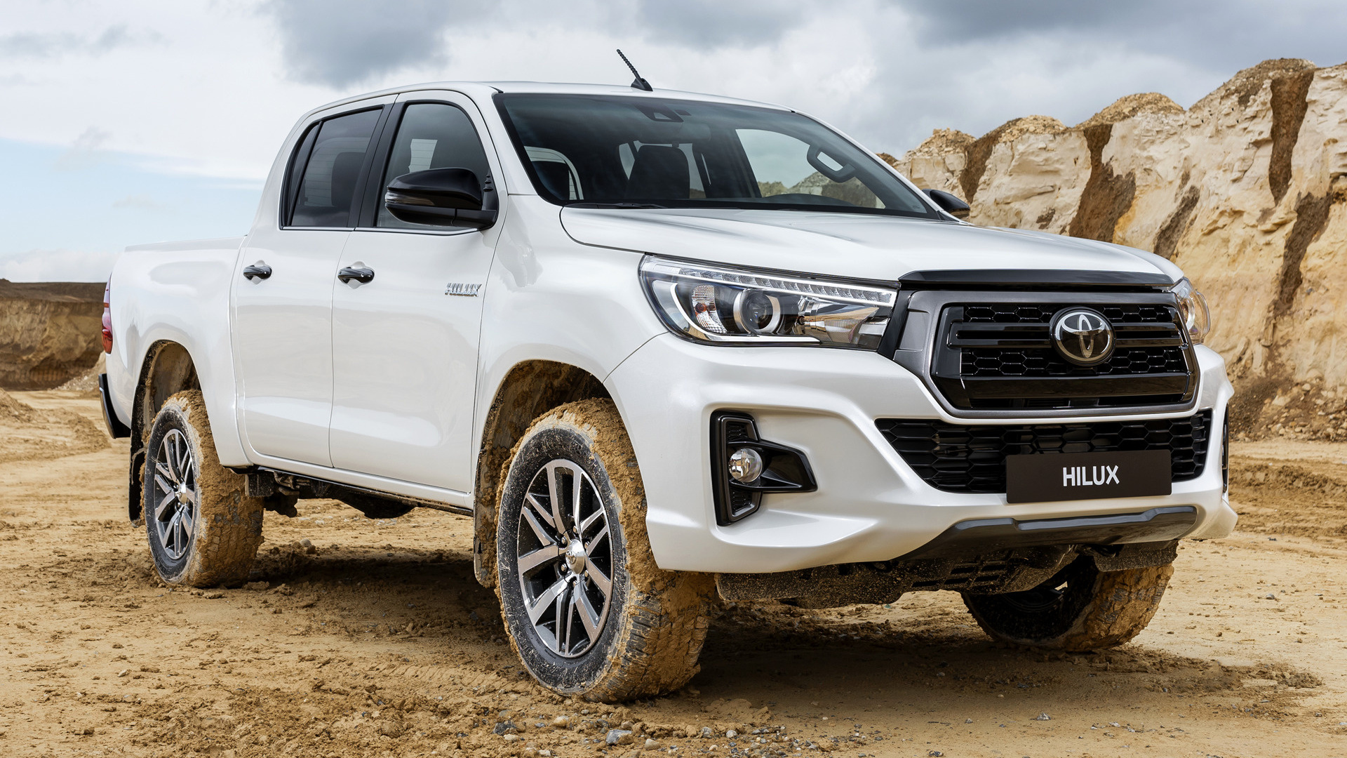 2019 Toyota Hilux Special Edition - Wallpapers and HD ...