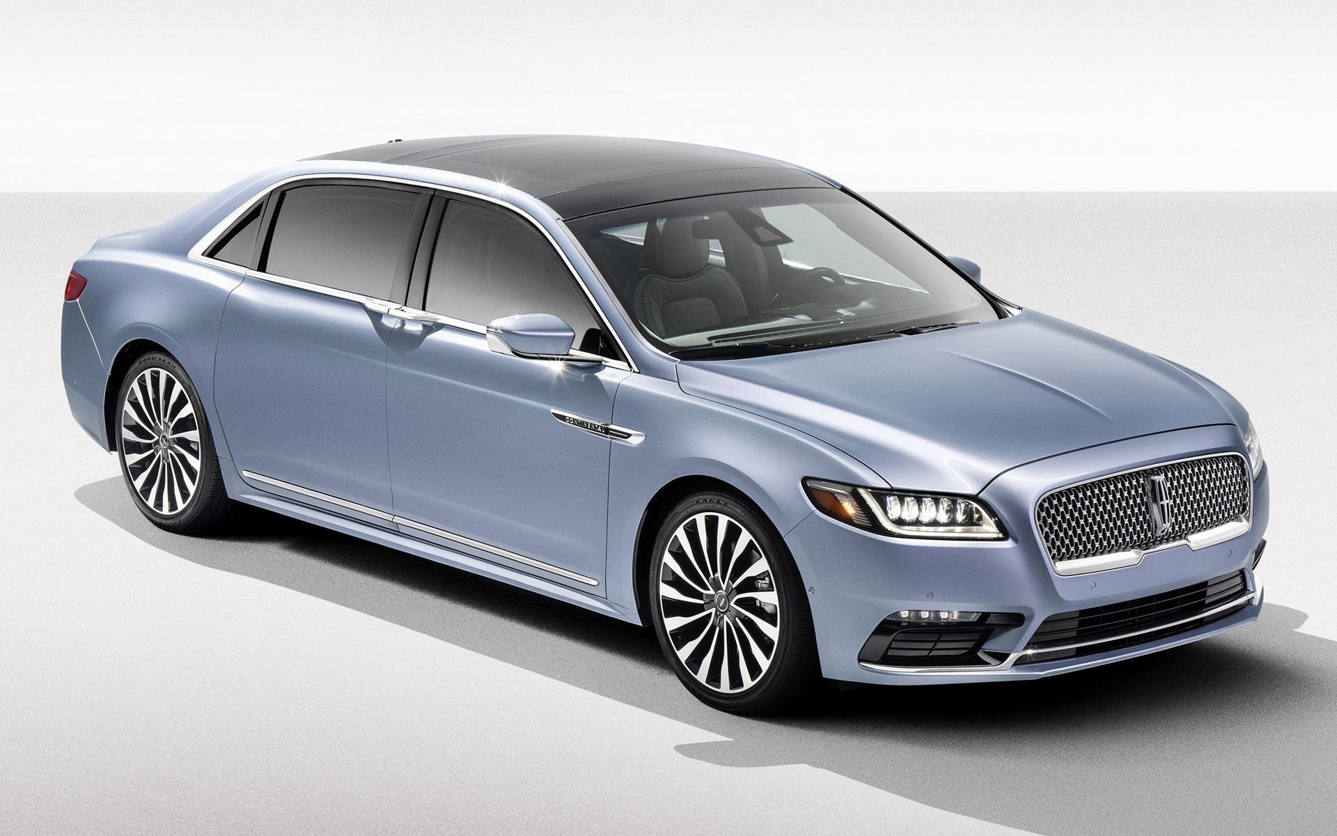 2019 Lincoln Continental 80th Anniversary Coach Door Edition - Wallpapers and HD Images | Car Pixel