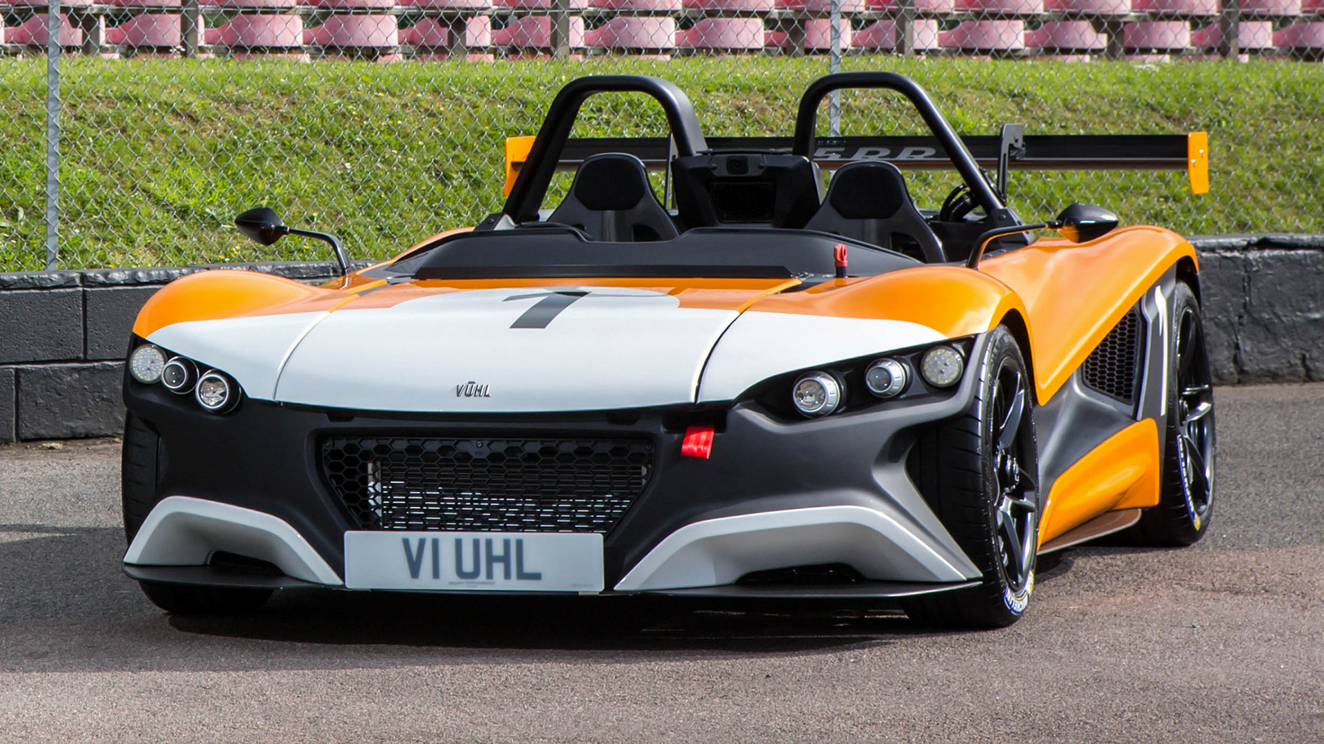 Vuhl 05RR (2016) UK Wallpapers And HD Images