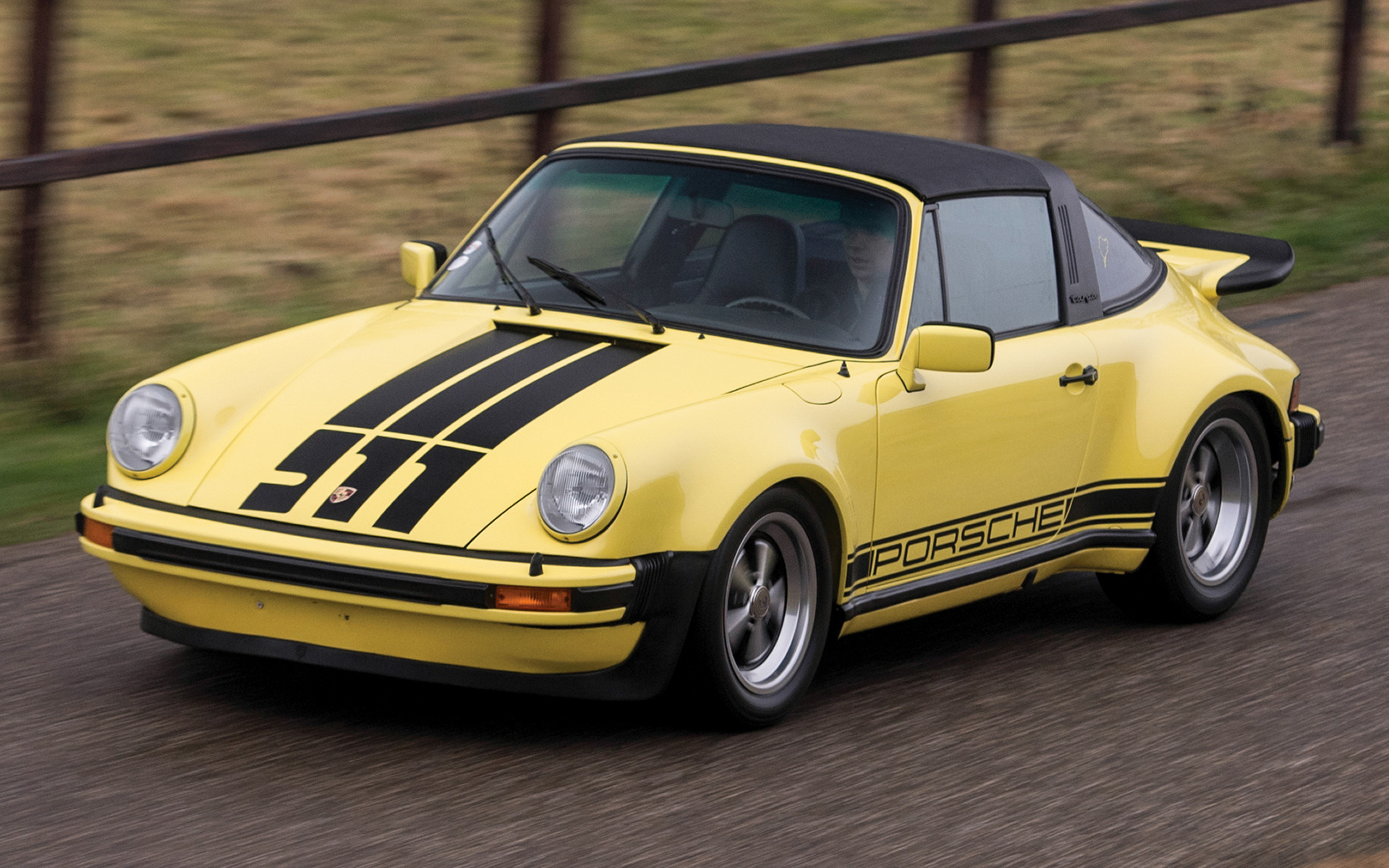 1975 Porsche 911 Carrera Targa with whale tail ...