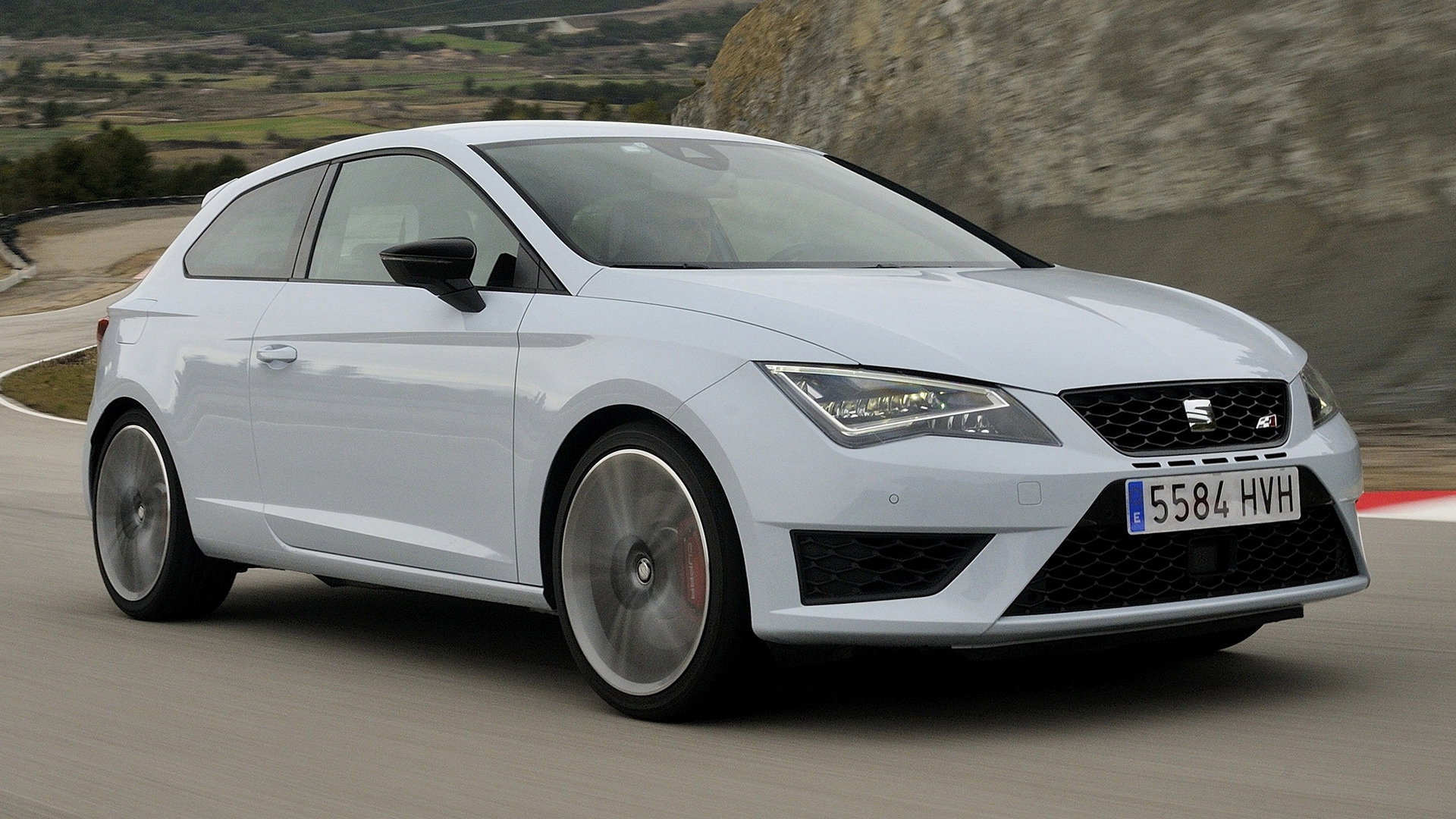 seat leon sc cupra 280 2014 wallpapers and hd images. Black Bedroom Furniture Sets. Home Design Ideas