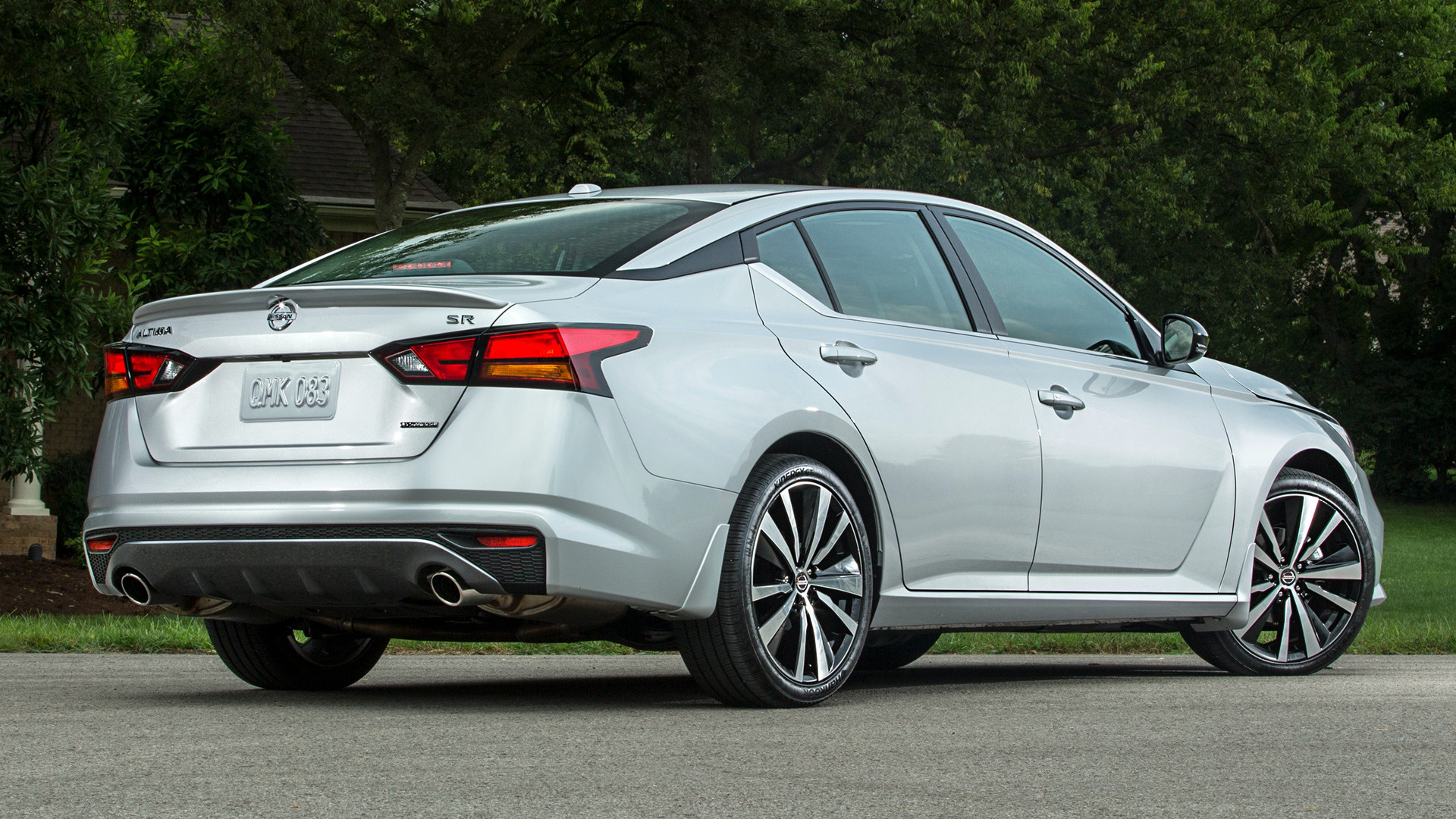 2019 Nissan Altima SR - Wallpapers and HD Images | Car Pixel