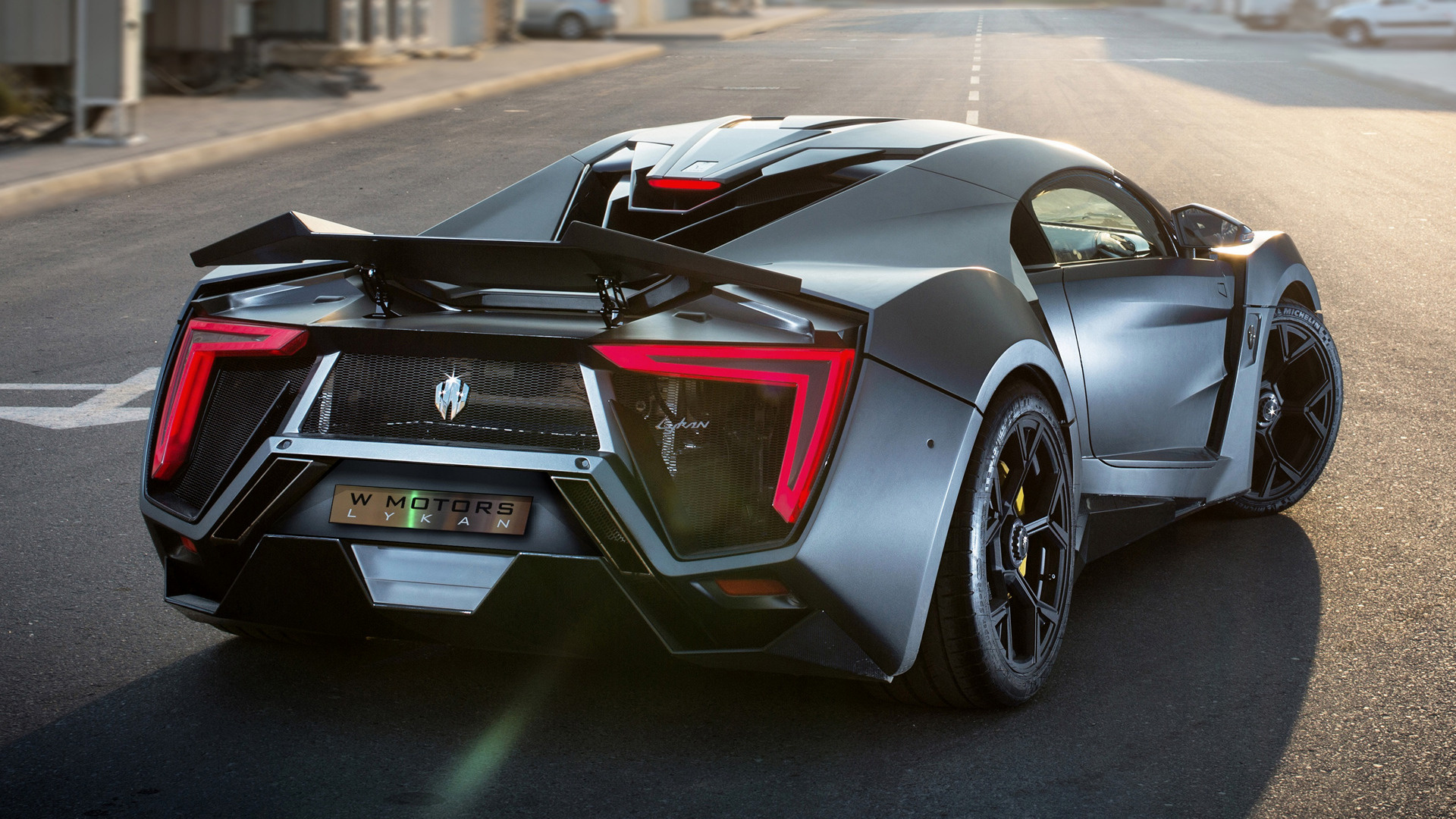 2014 Lykan HyperSport - Wallpapers and HD Images | Car Pixel