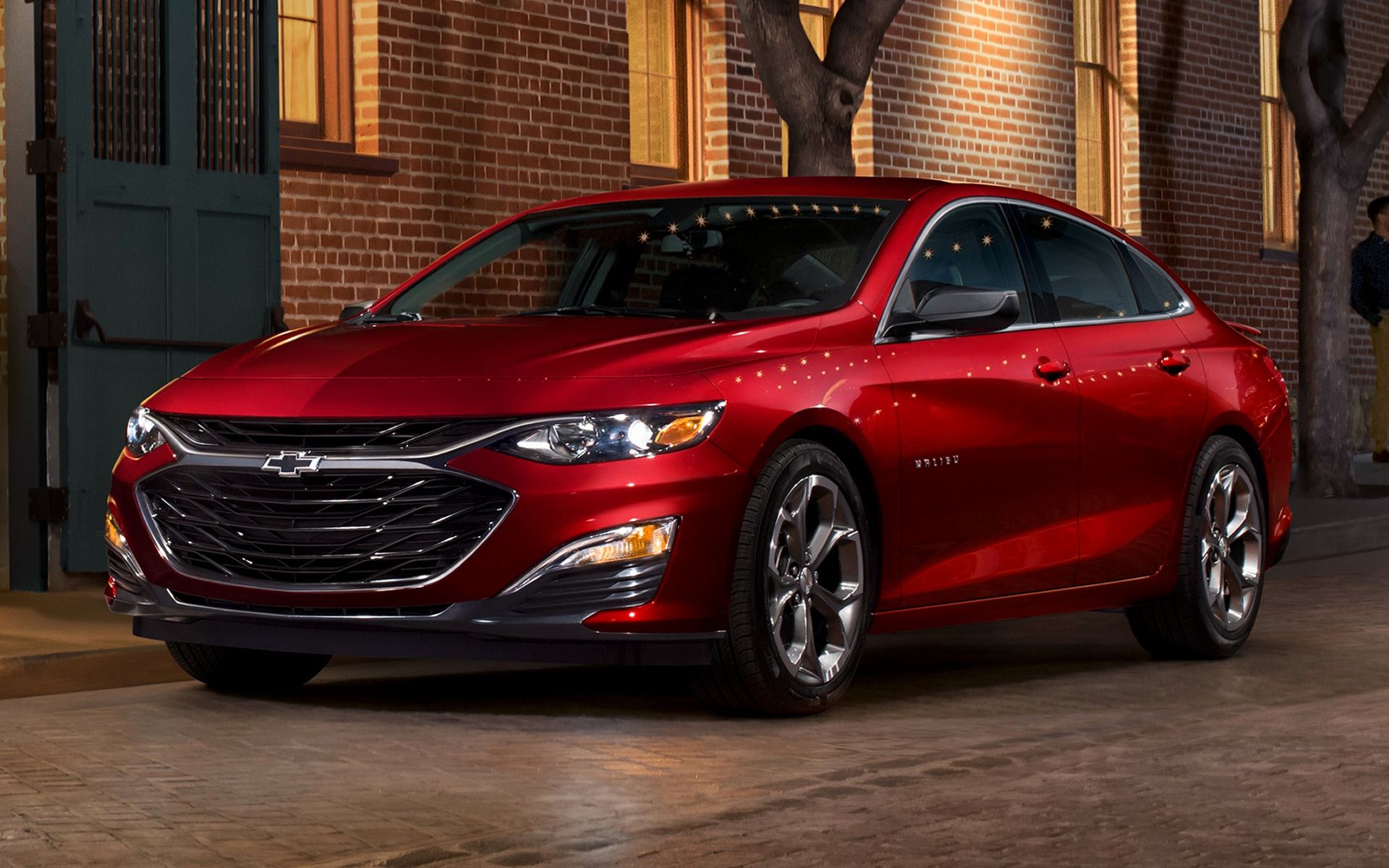 2019 Chevrolet Malibu RS - Wallpapers and HD Images   Car ...