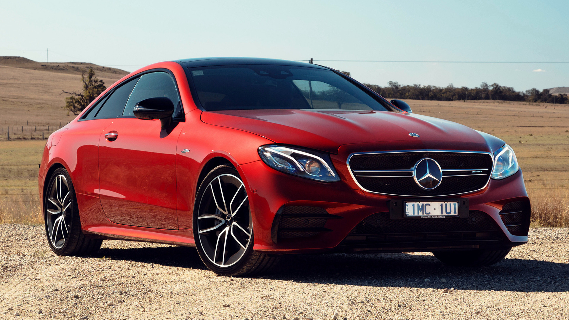 2016 Hyundai Genesis Coupe >> 2018 Mercedes-AMG E 53 Coupe (AU) - Wallpapers and HD ...
