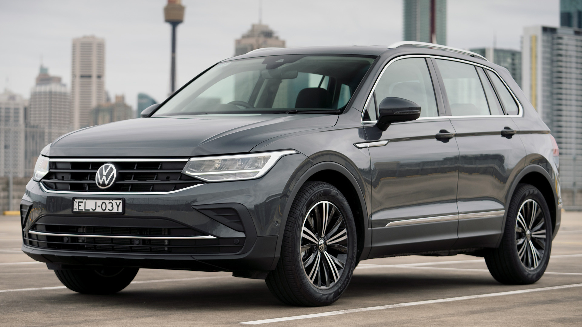 2021 Volkswagen Tiguan (AU) - Wallpapers and HD Images ...