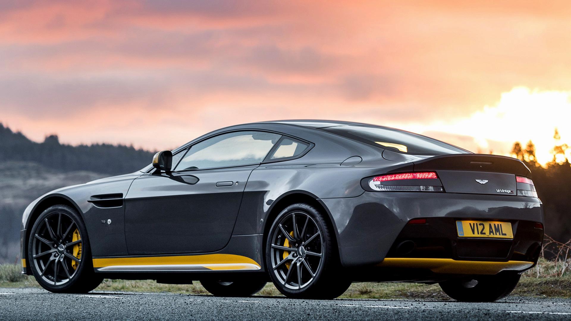 2016 Aston Martin V12 Vantage S Sport Plus Pack Uk Hintergrundbilder Und Wallpaper In Hd Car Pixel