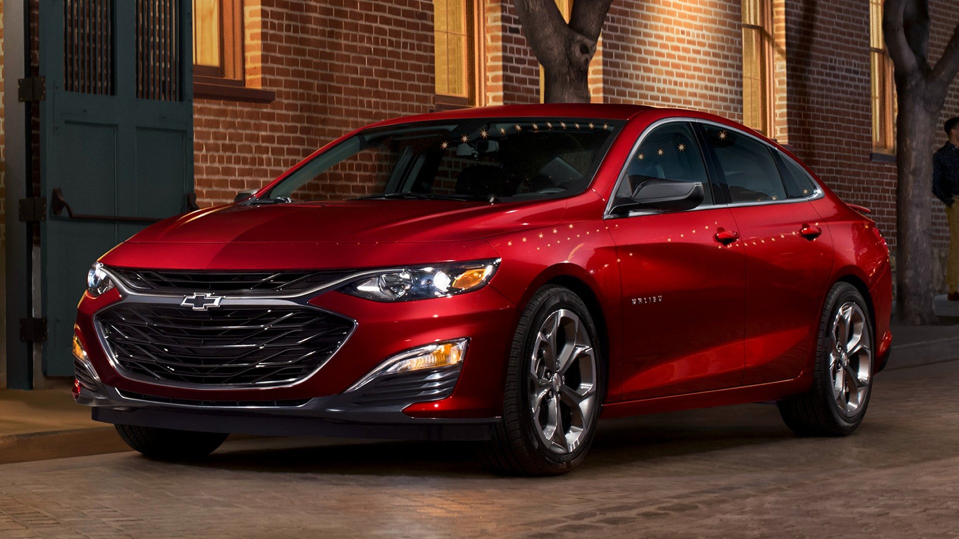 2019 Chevrolet Malibu RS - Wallpapers and HD Images | Car ...