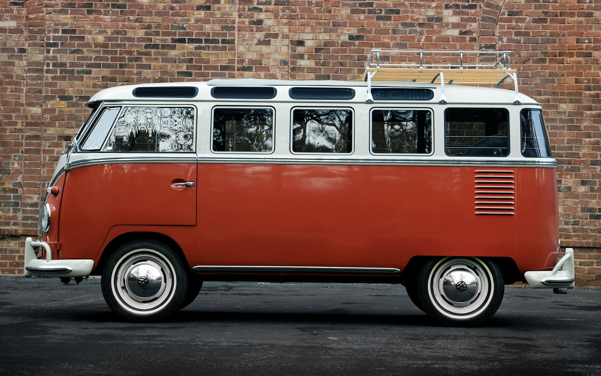 Volkswagen T1 Samba Bus (1958) US Wallpapers and HD Images - Car Pixel