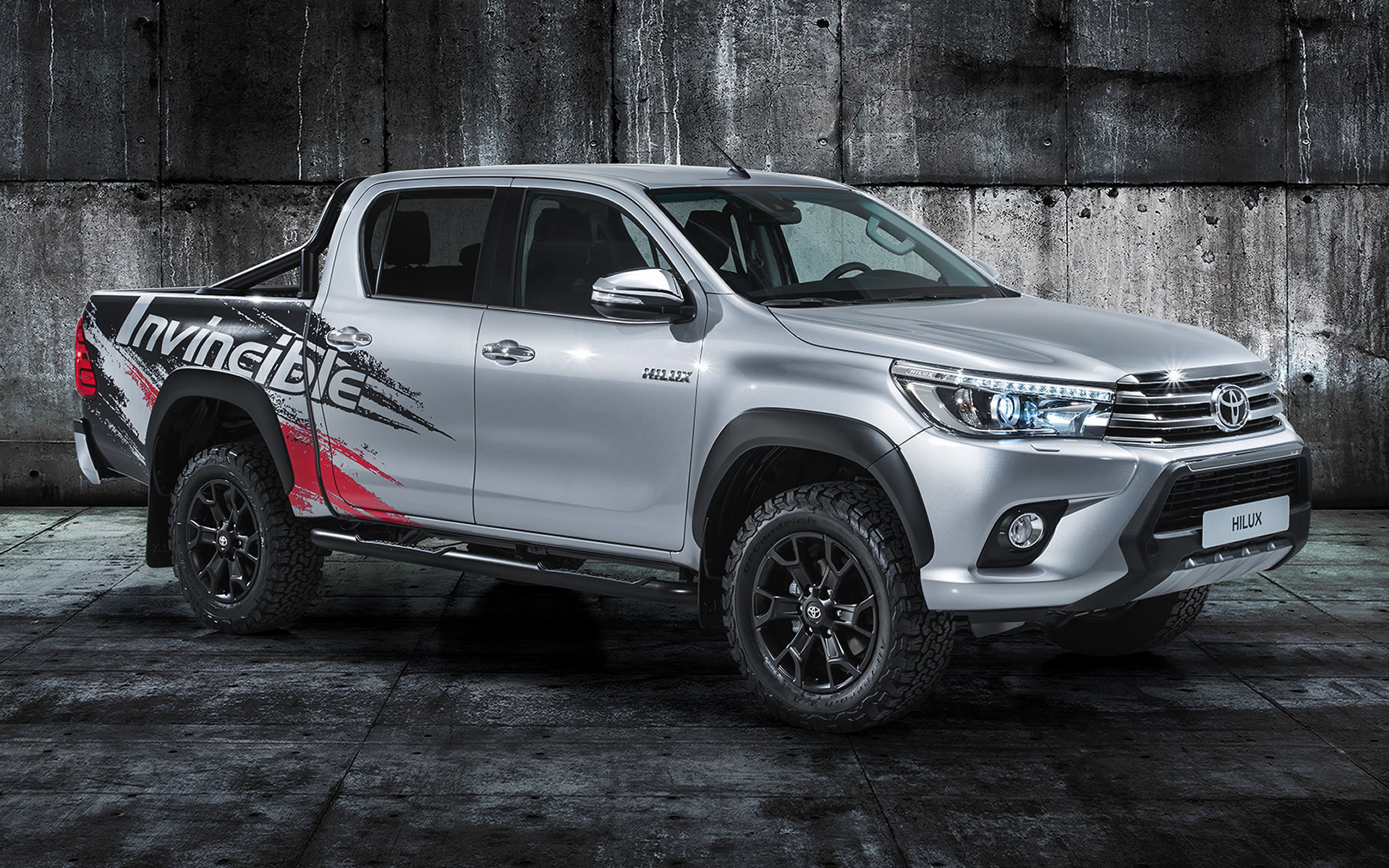 Bf Goodrich Com >> 2017 Toyota Hilux Invincible 50 - Wallpapers and HD Images ...