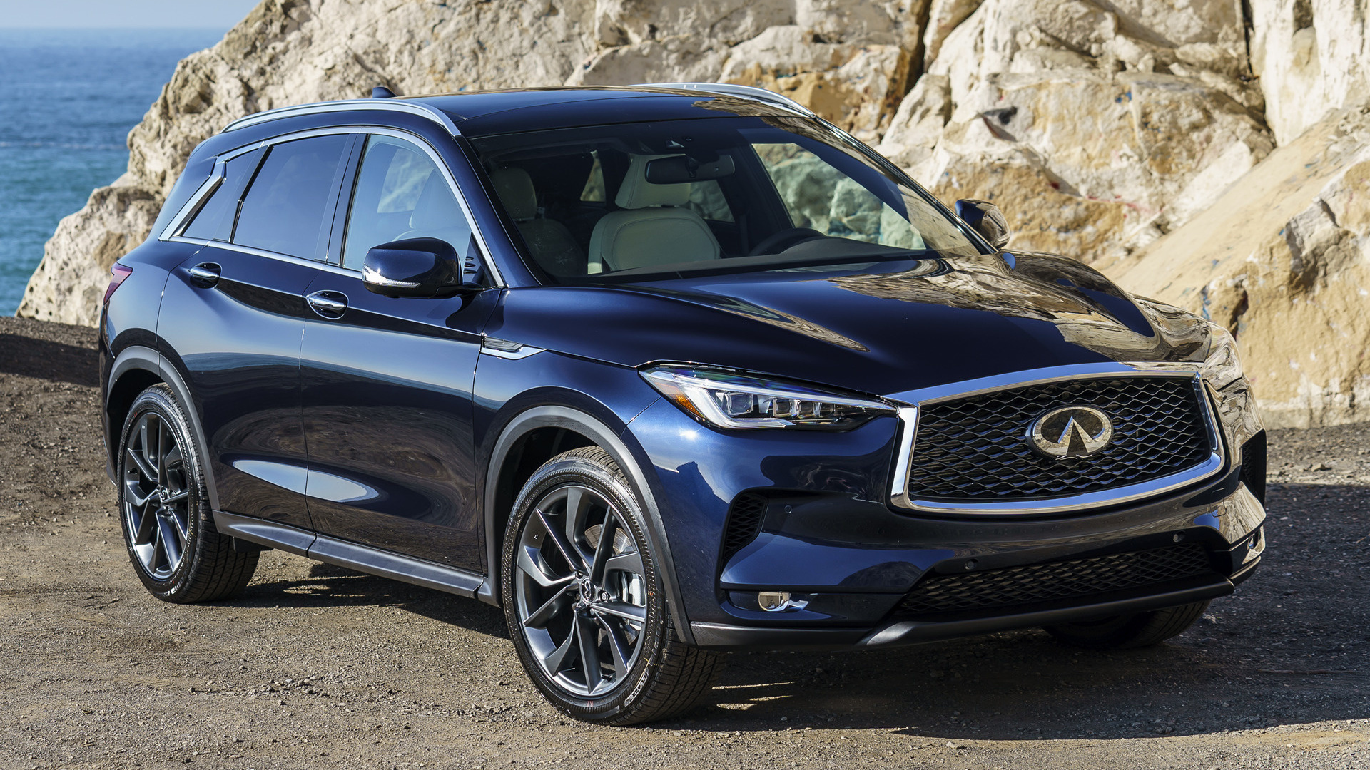 2019 Infiniti QX50 - Wallpapers and HD Images | Car Pixel