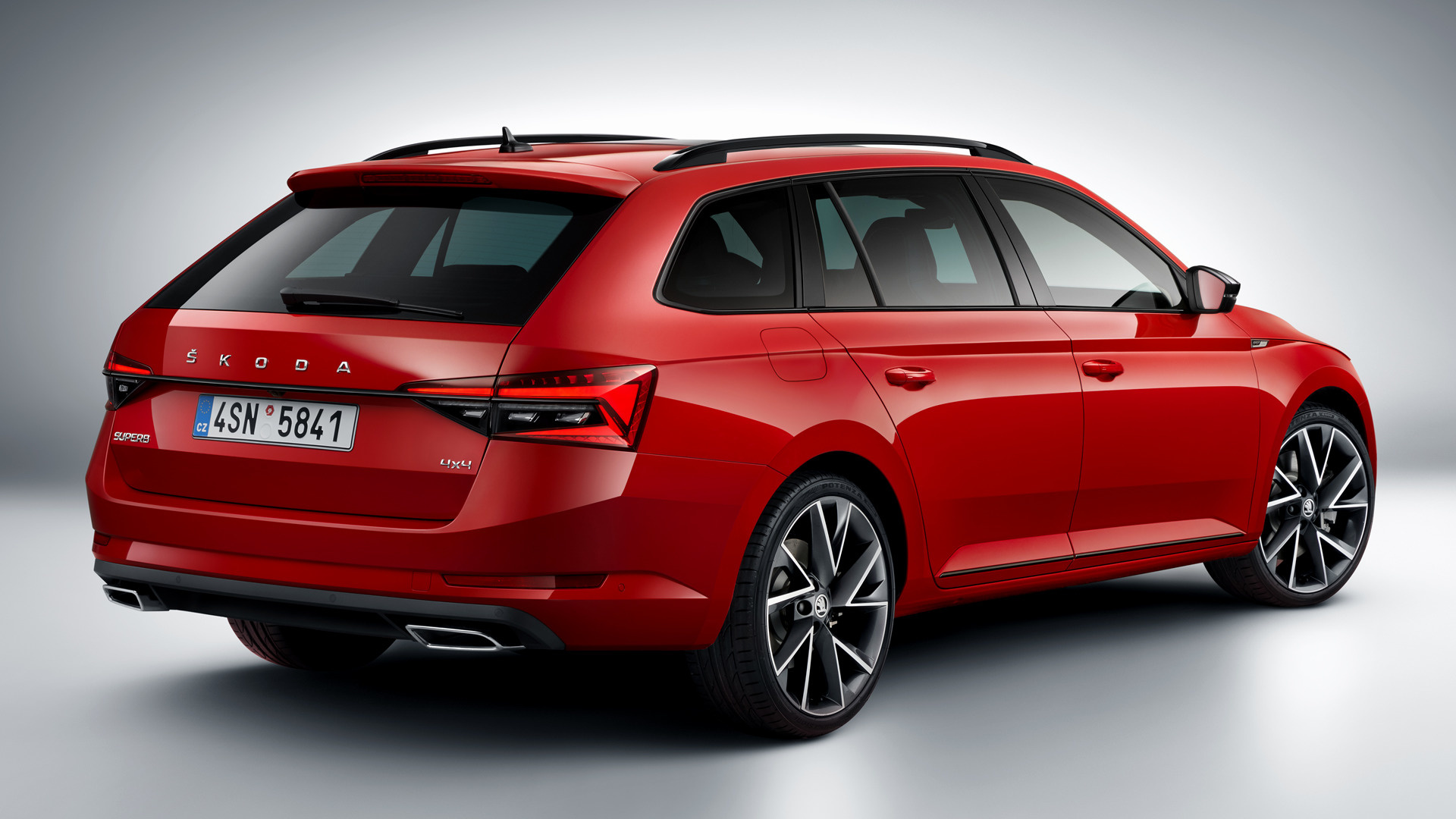 Skoda Superb Wagon >> 2019 Skoda Superb Combi SportLine - Wallpapers and HD ...