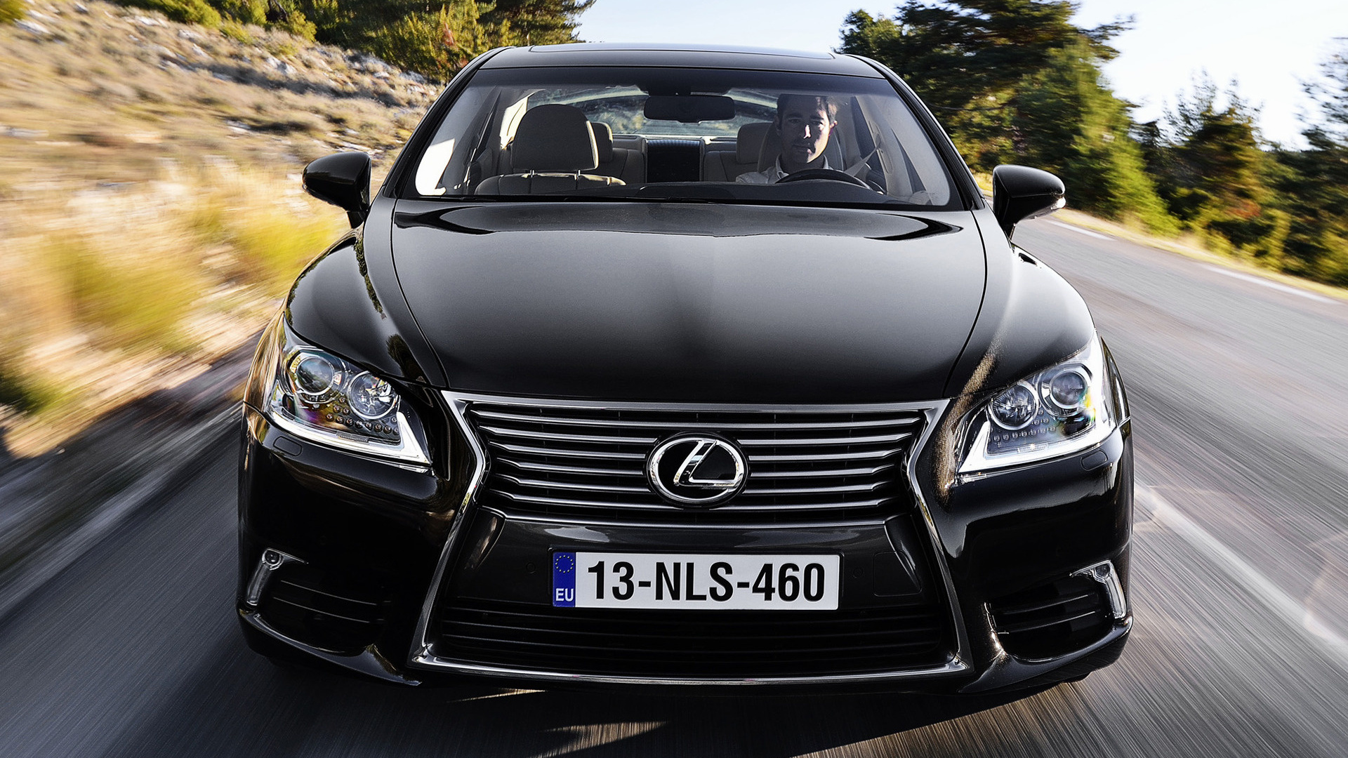Lexus LS [LWB] (2012) Wallpapers and HD Images - Car Pixel