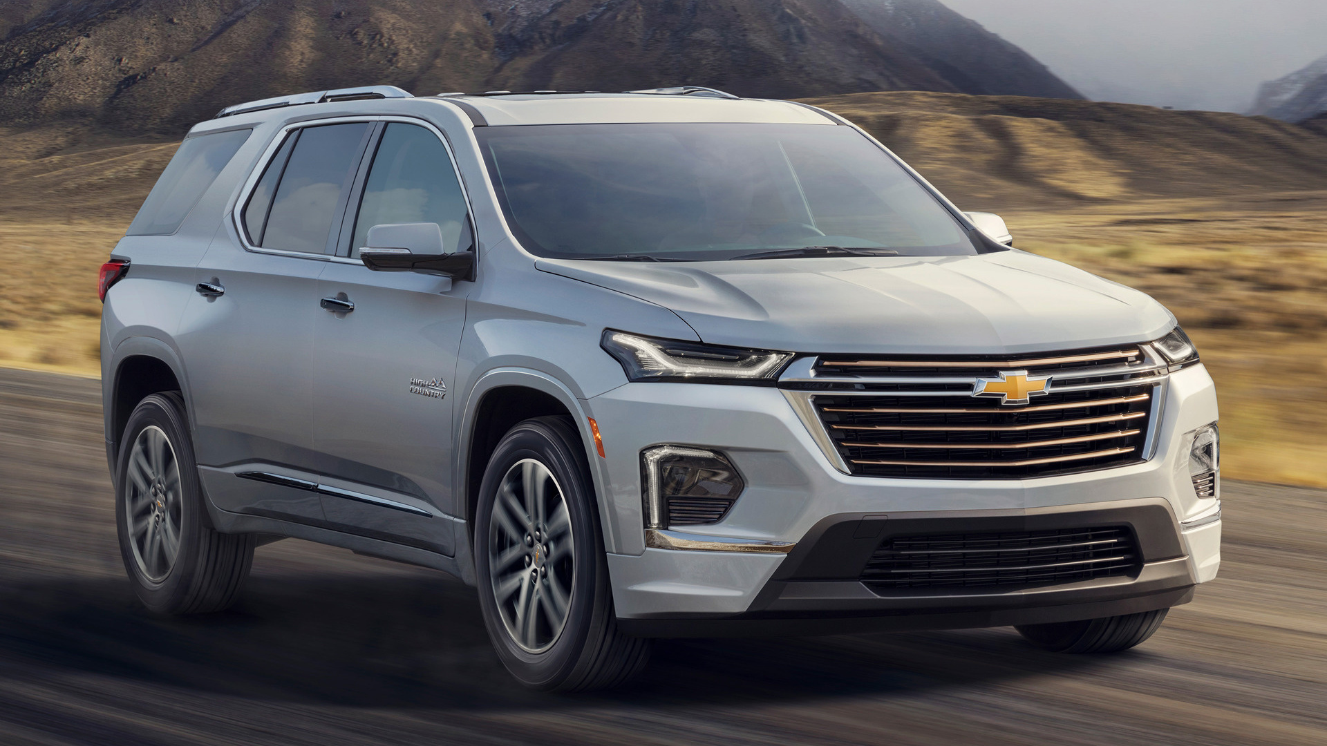 2021 Chevrolet Traverse - Wallpapers and HD Images   Car Pixel