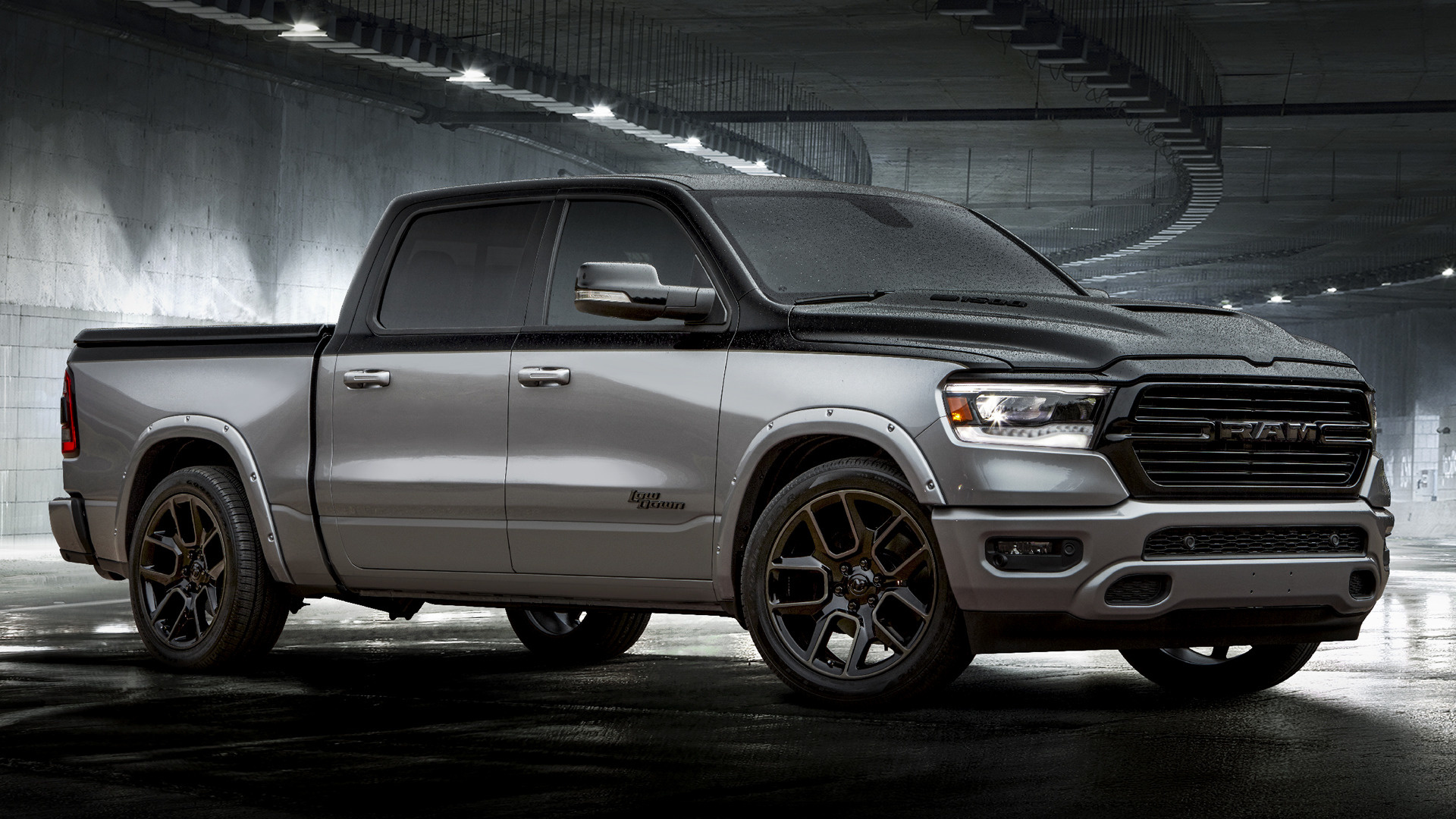 2018 Ram 1500 Big Horn Low Down Concept Wallpapers And