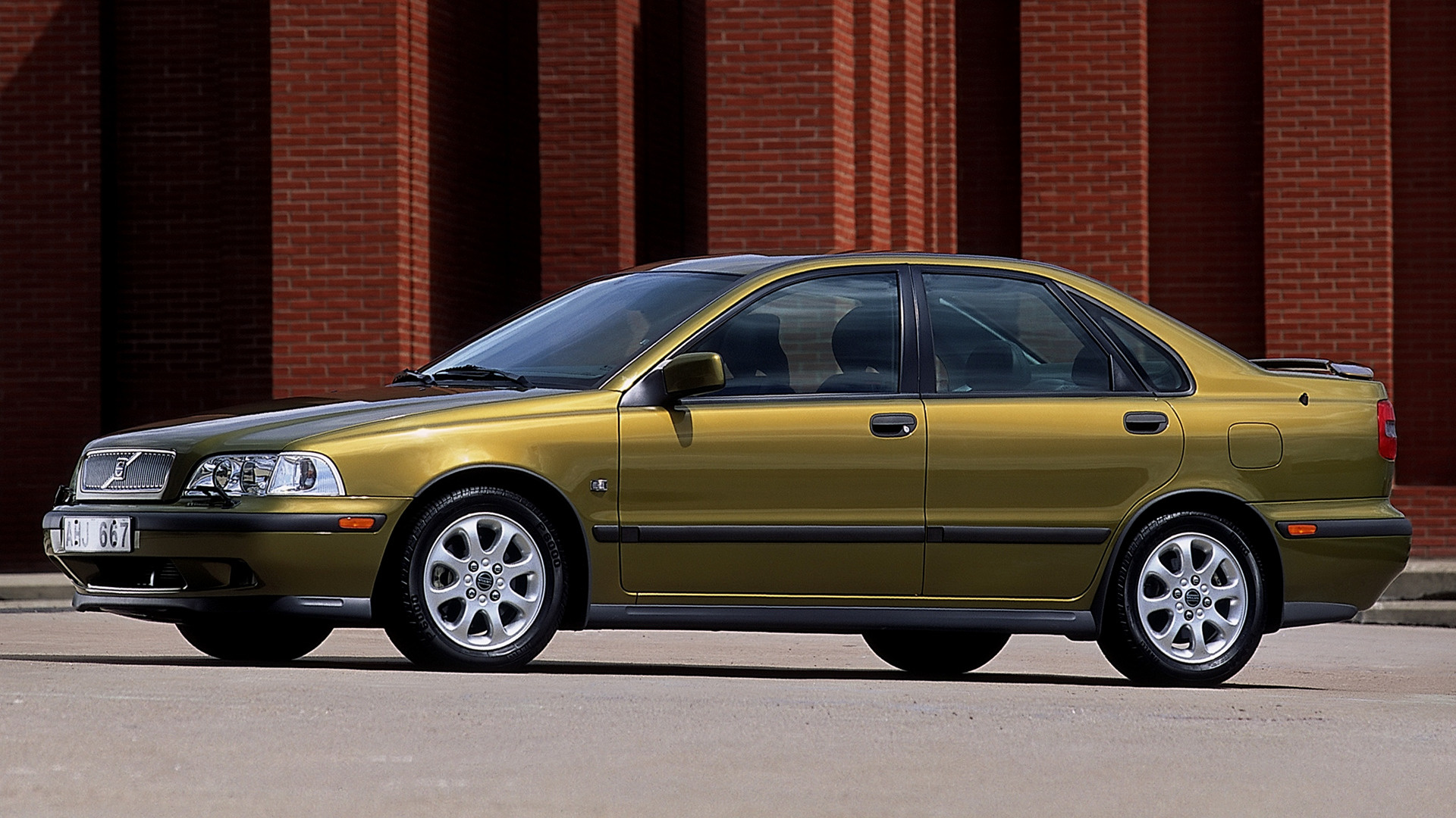 Volvo S40 (1996) Wallpapers and HD Images - Car Pixel