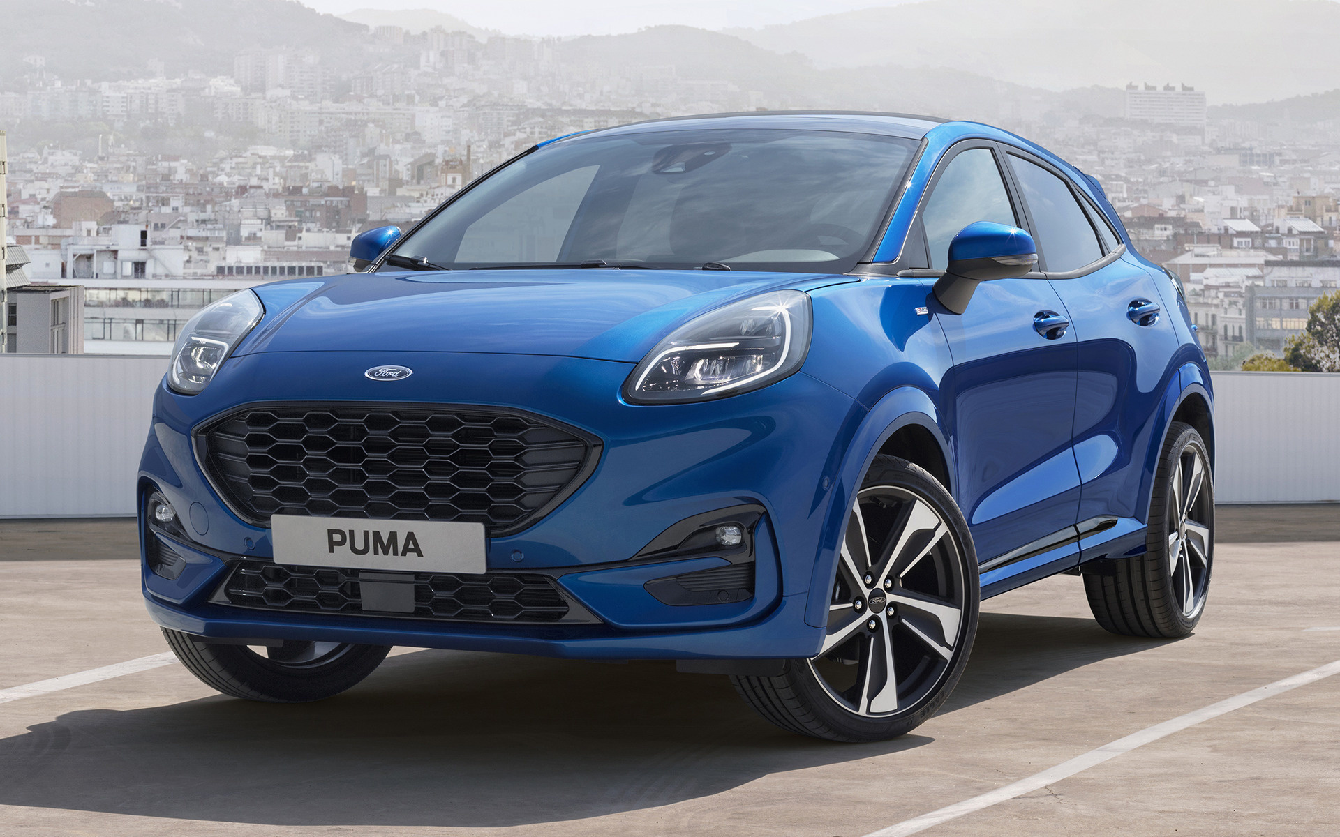 2019 Ford Puma ST-Line - Wallpapers and HD Images | Car Pixel