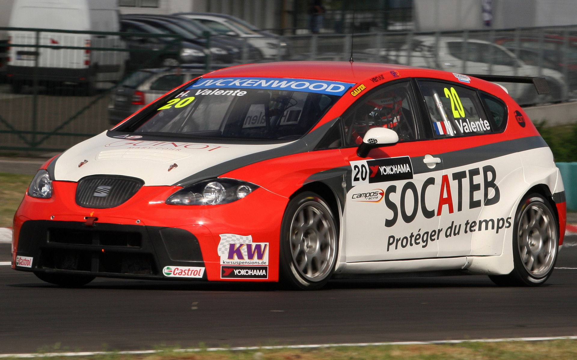 Seat Leon WTCC 2013 Wallpapers and HD Images