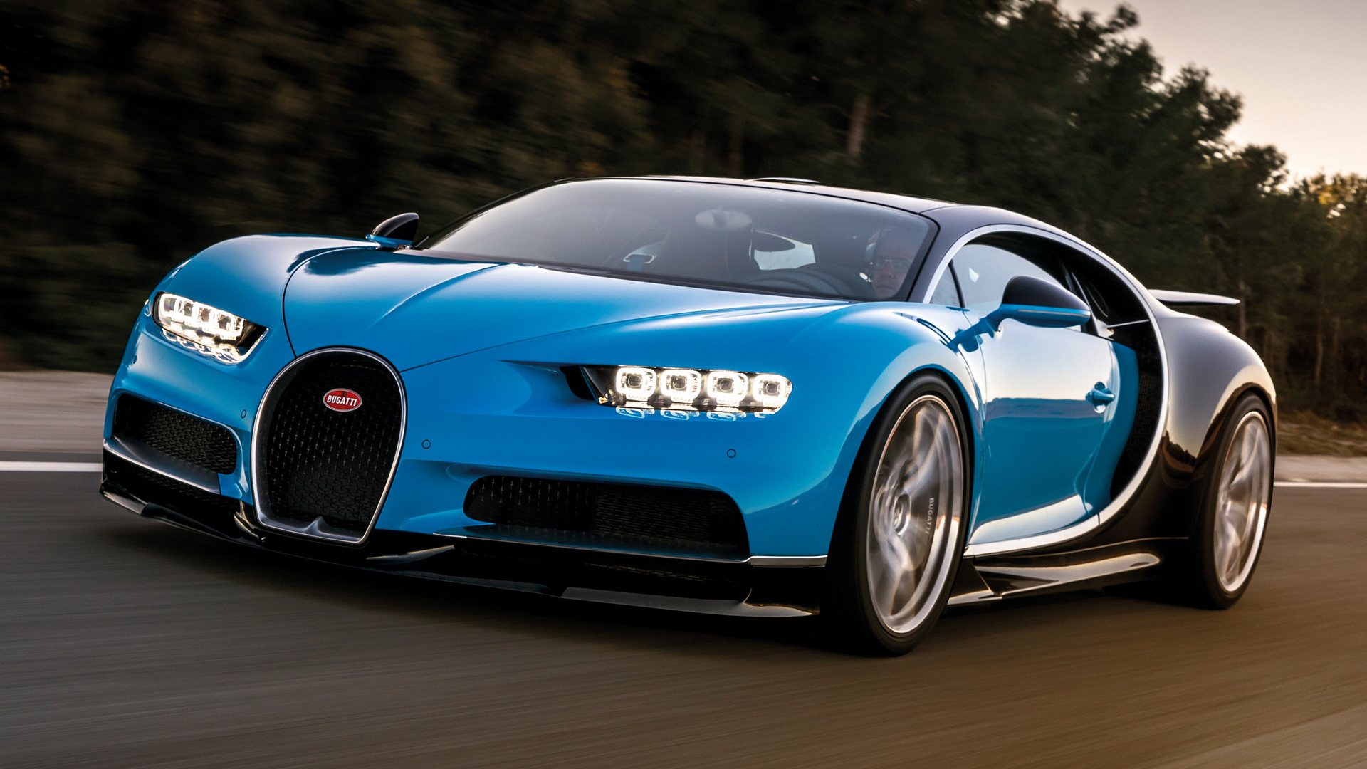Most Expensive Car Brands >> 2016 Bugatti Chiron - Wallpapers and HD Images | Car Pixel
